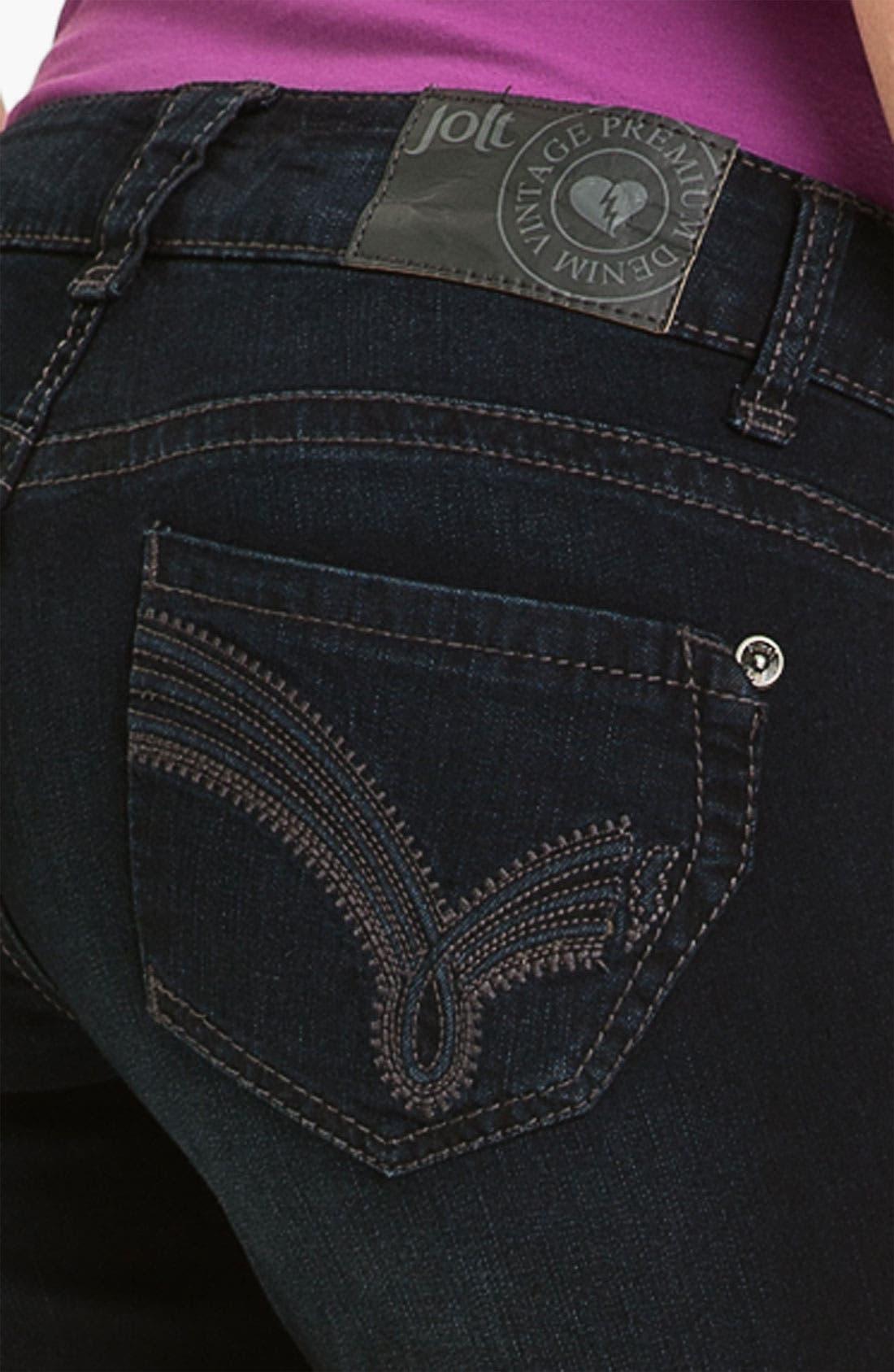 'J Pocket' Skinny Jeans,                             Alternate thumbnail 3, color,