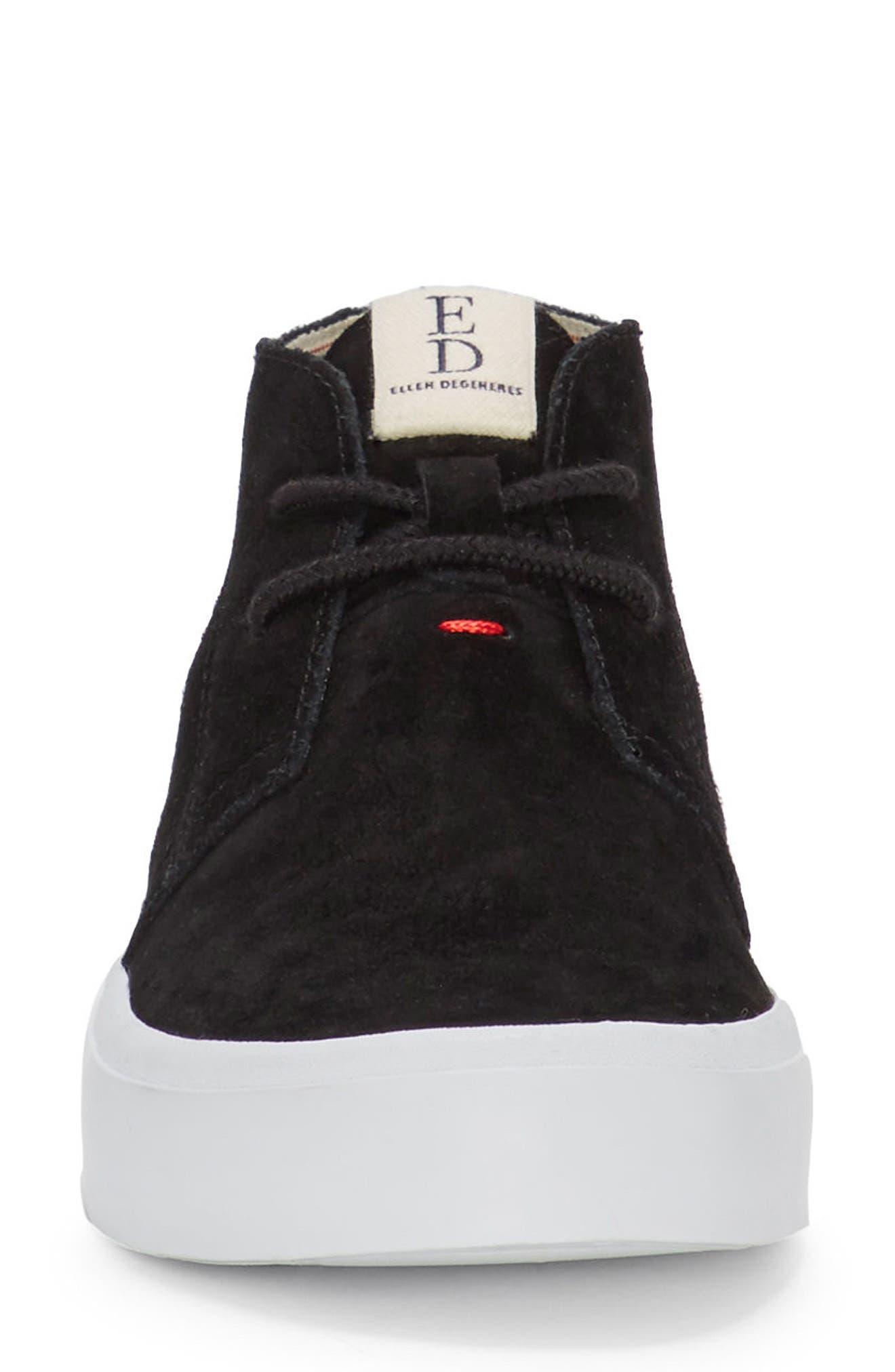 Dax Chukka Sneaker,                             Alternate thumbnail 4, color,                             002