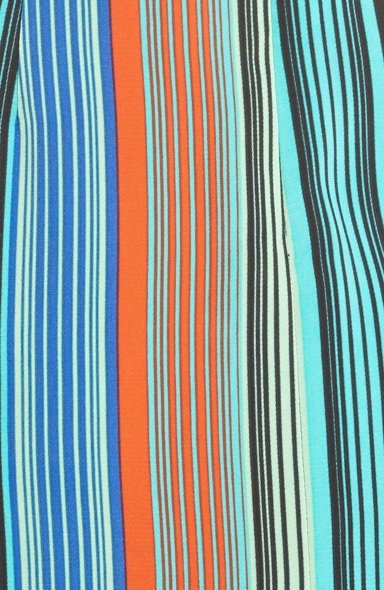 Stripe Tailored Dress,                             Alternate thumbnail 5, color,                             361
