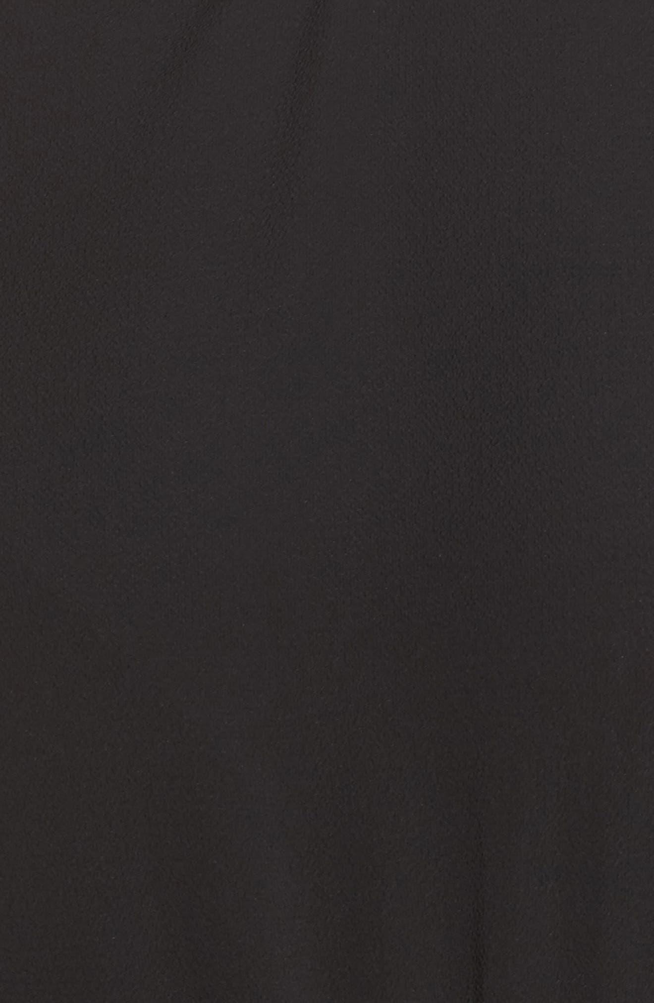 Cutout Shoulder Jumpsuit,                             Alternate thumbnail 5, color,                             001