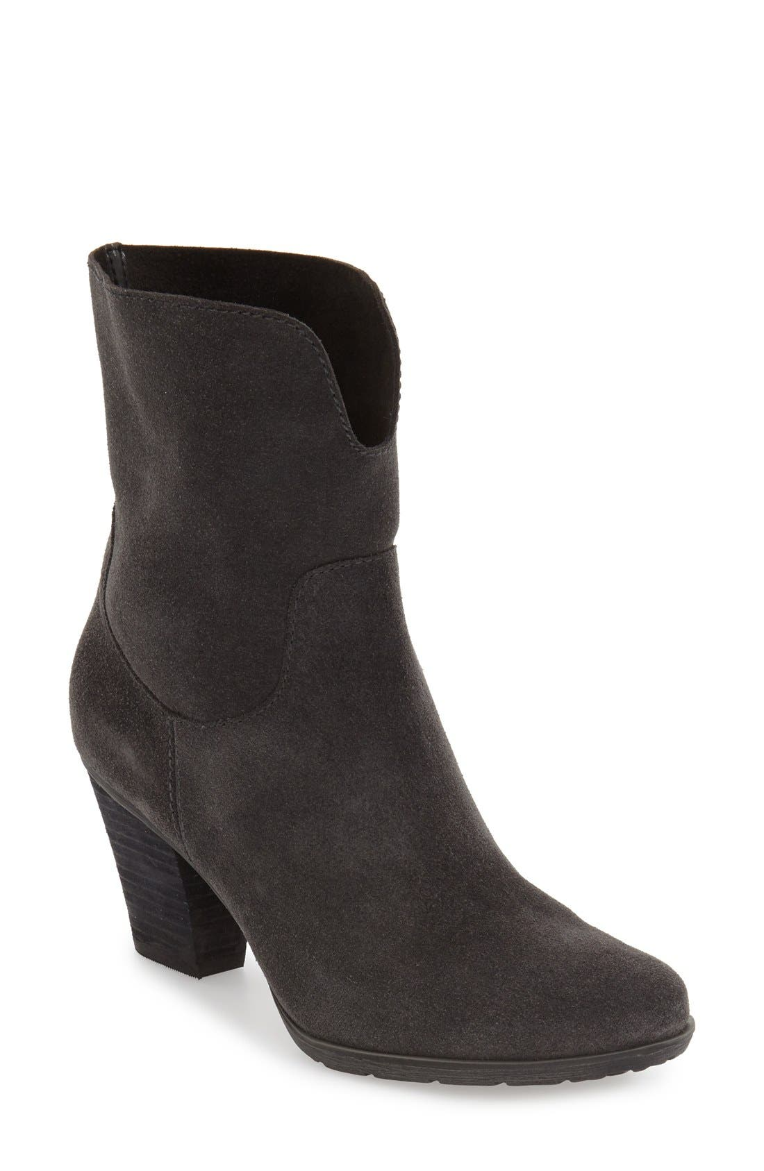 Fay Waterproof Ankle Boot,                             Main thumbnail 1, color,                             020