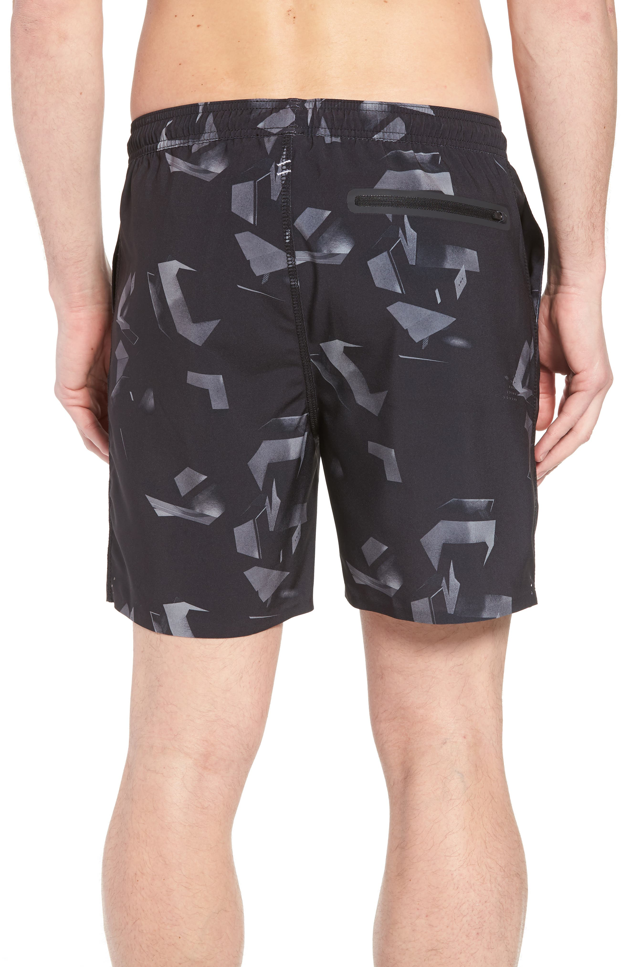 Desmond Swim Trunks,                             Alternate thumbnail 2, color,                             001