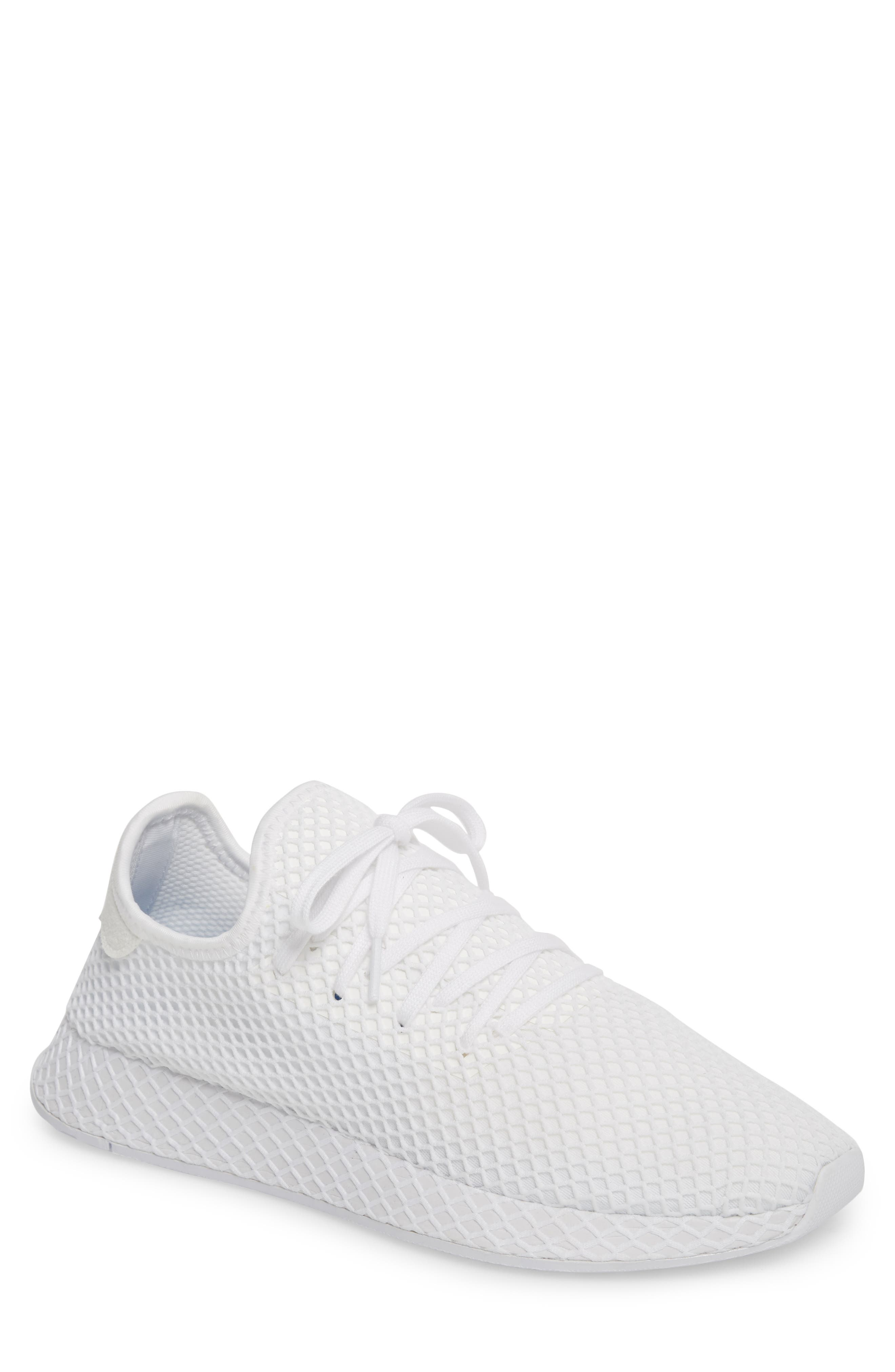 Deerupt Runner Sneaker,                             Main thumbnail 1, color,                             100