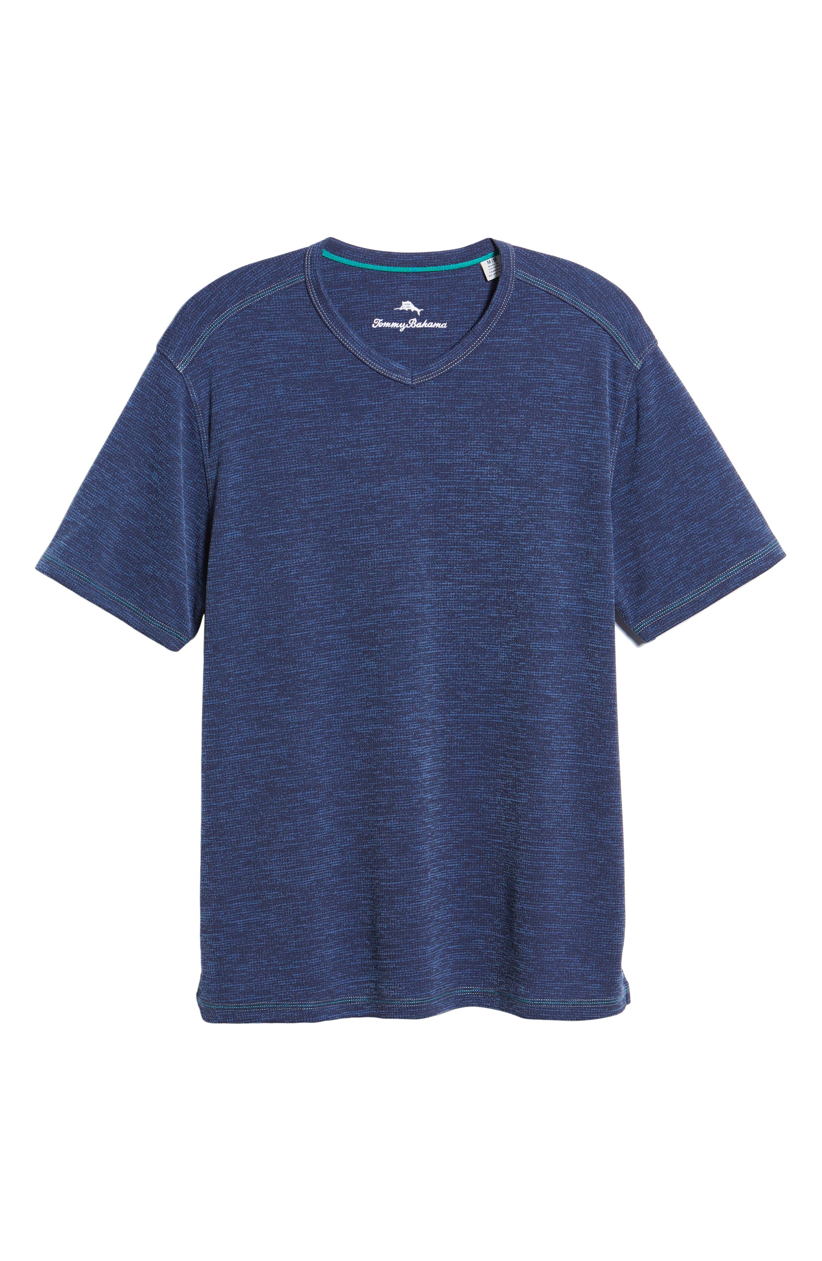 Sand Key V-Neck T-Shirt,                             Alternate thumbnail 46, color,