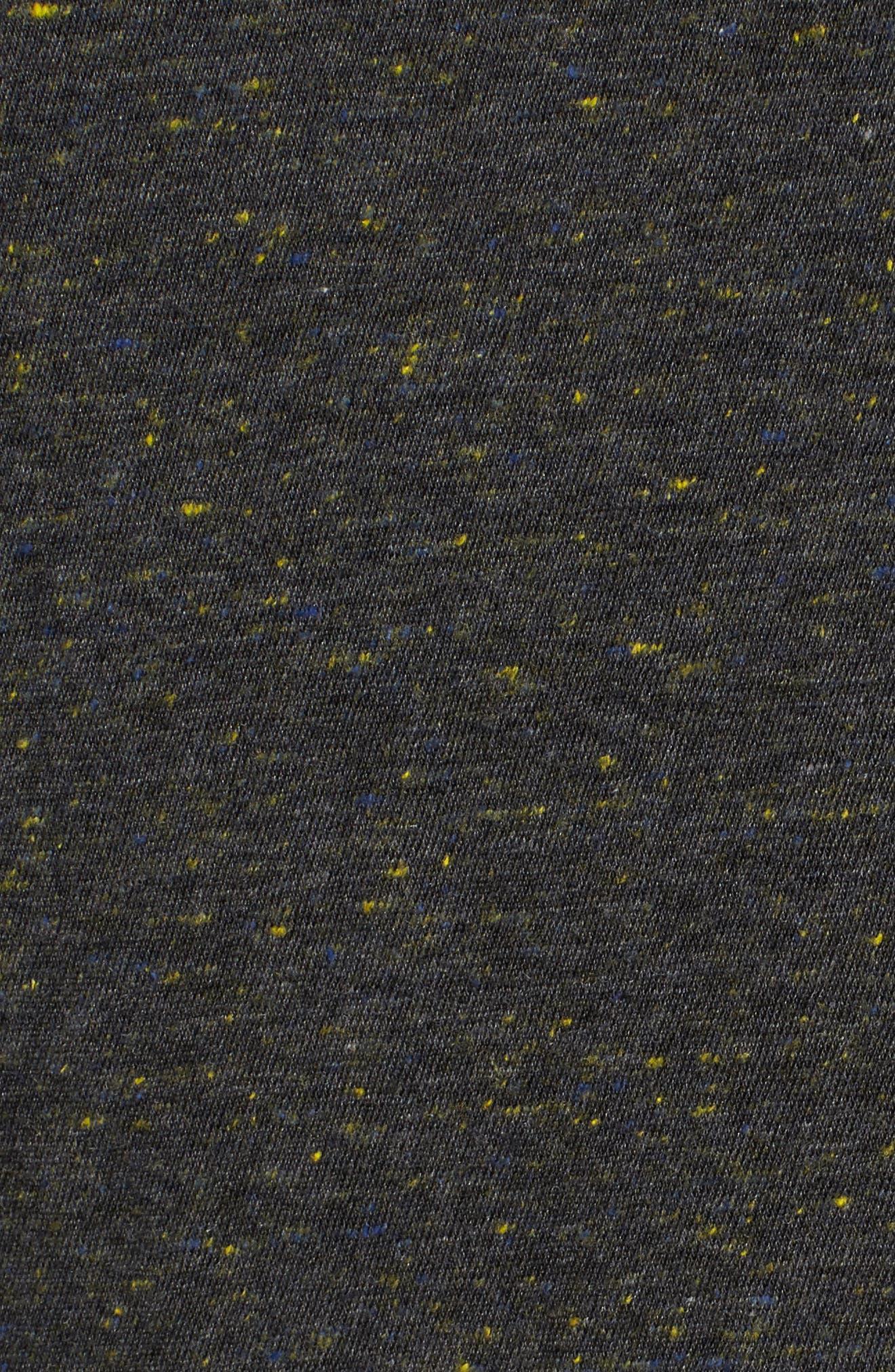 Mélange Jersey T-Shirt,                             Alternate thumbnail 5, color,                             030