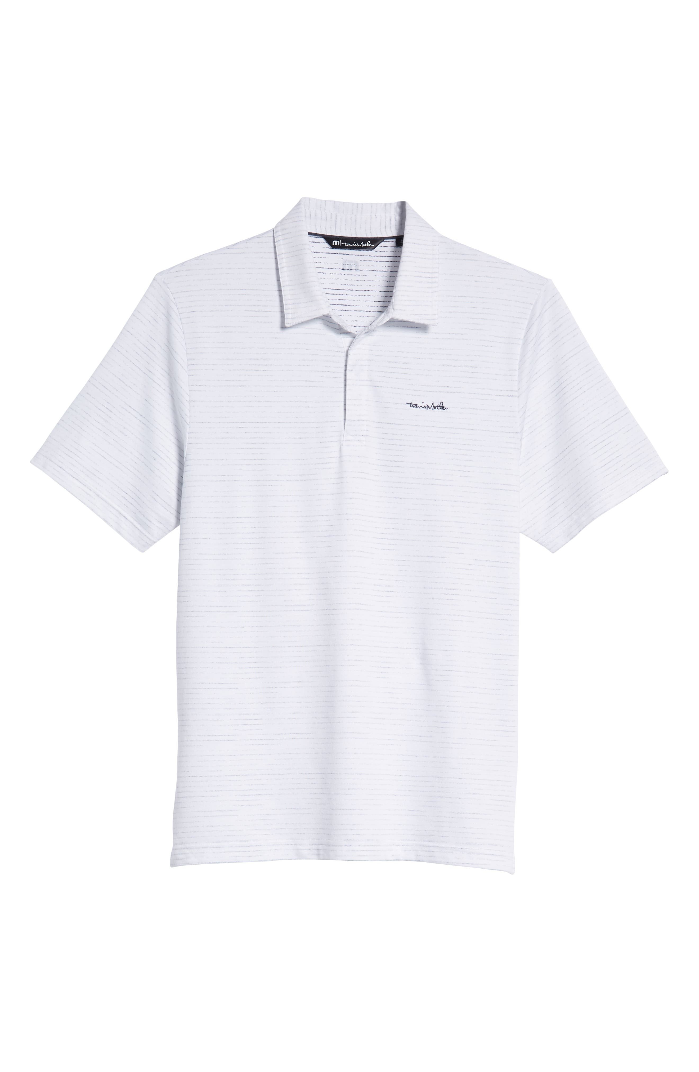 Getting Loose Regular Fit Polo,                             Alternate thumbnail 6, color,                             100