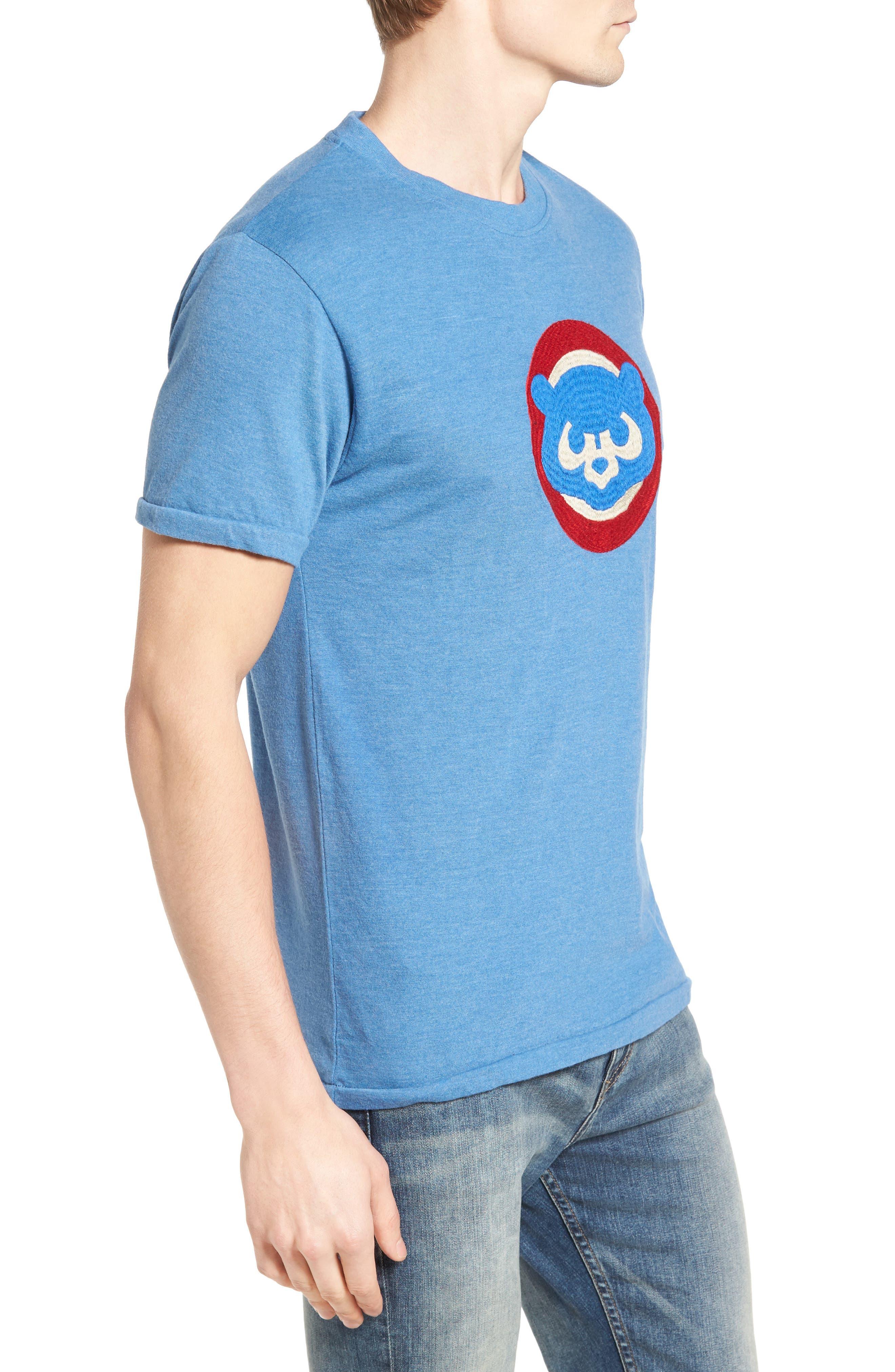 Hillwood Chicago Cubs T-Shirt,                             Alternate thumbnail 3, color,                             450