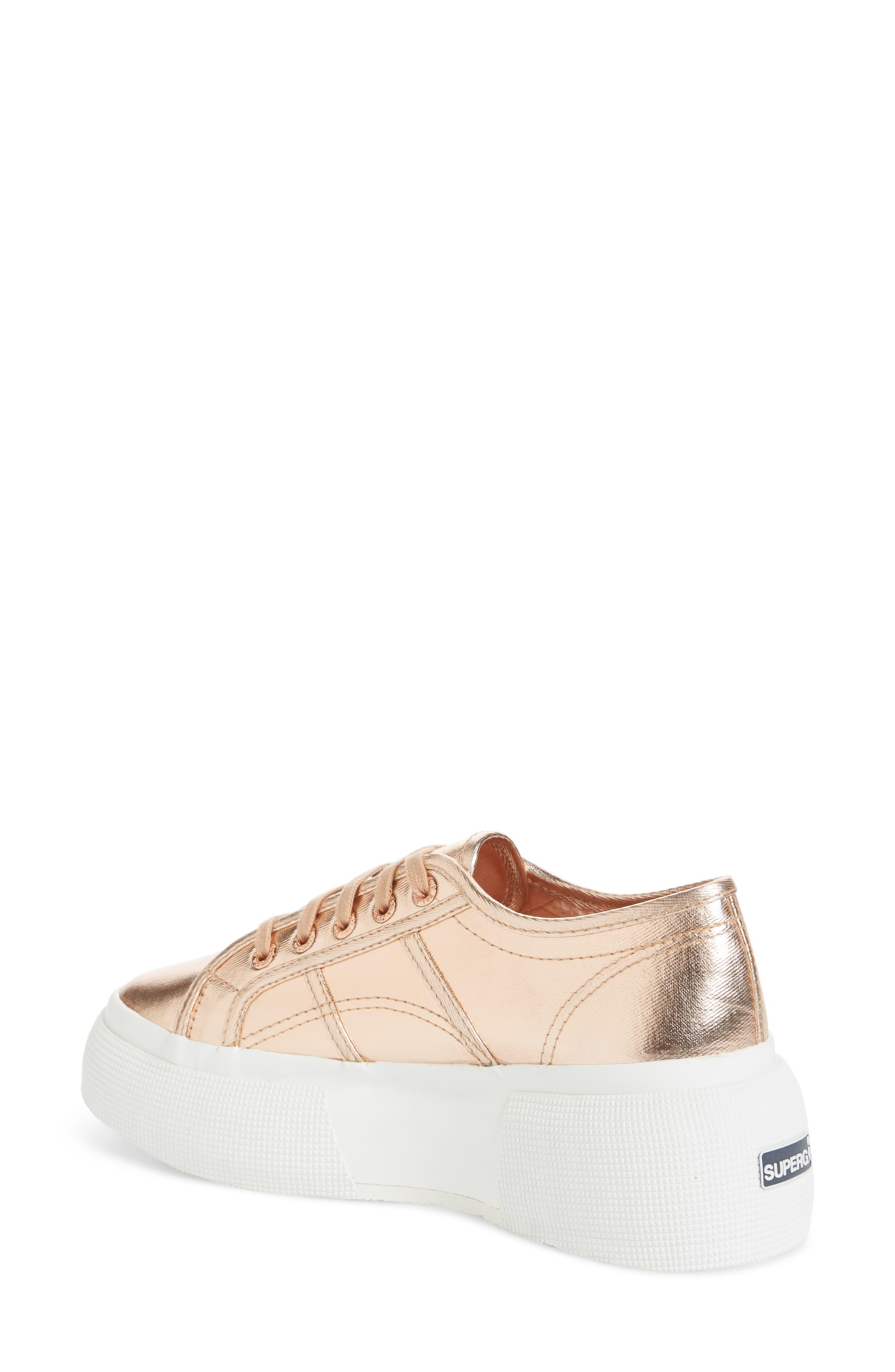 2287 Cotu Platform Sneaker,                             Alternate thumbnail 4, color,