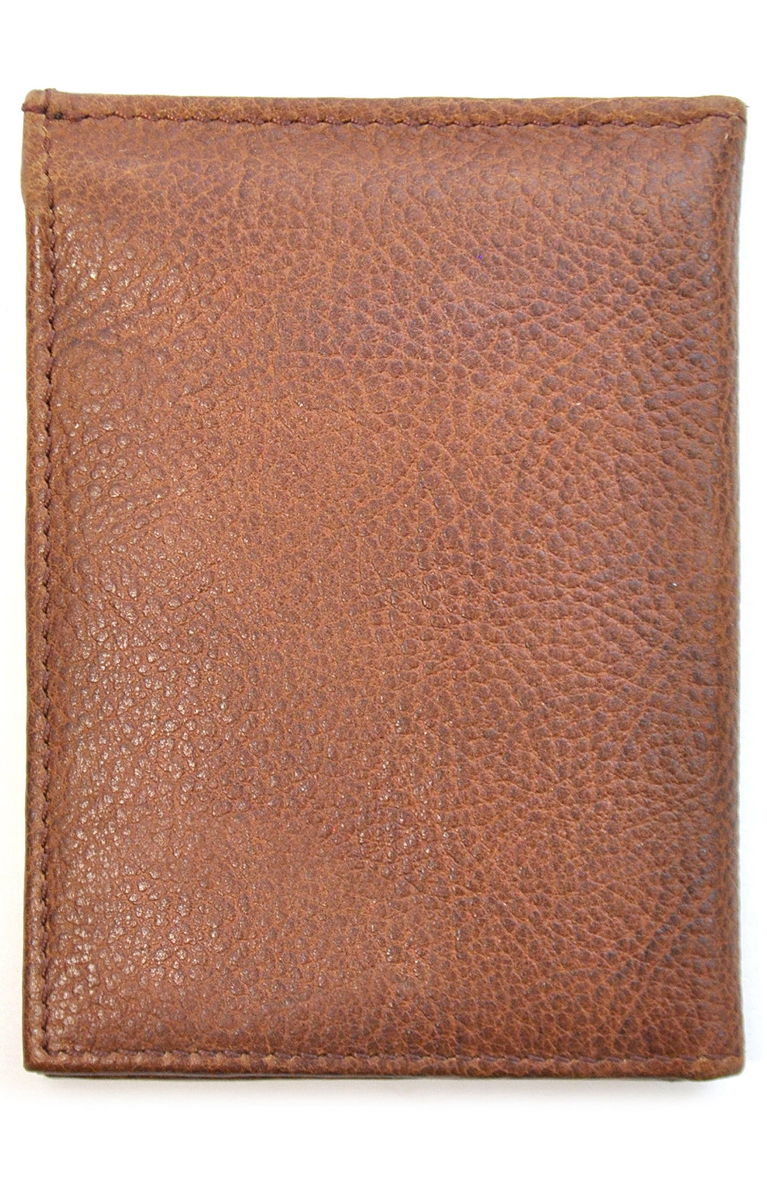 Triple Play Leather L-Fold Wallet,                             Alternate thumbnail 4, color,                             202
