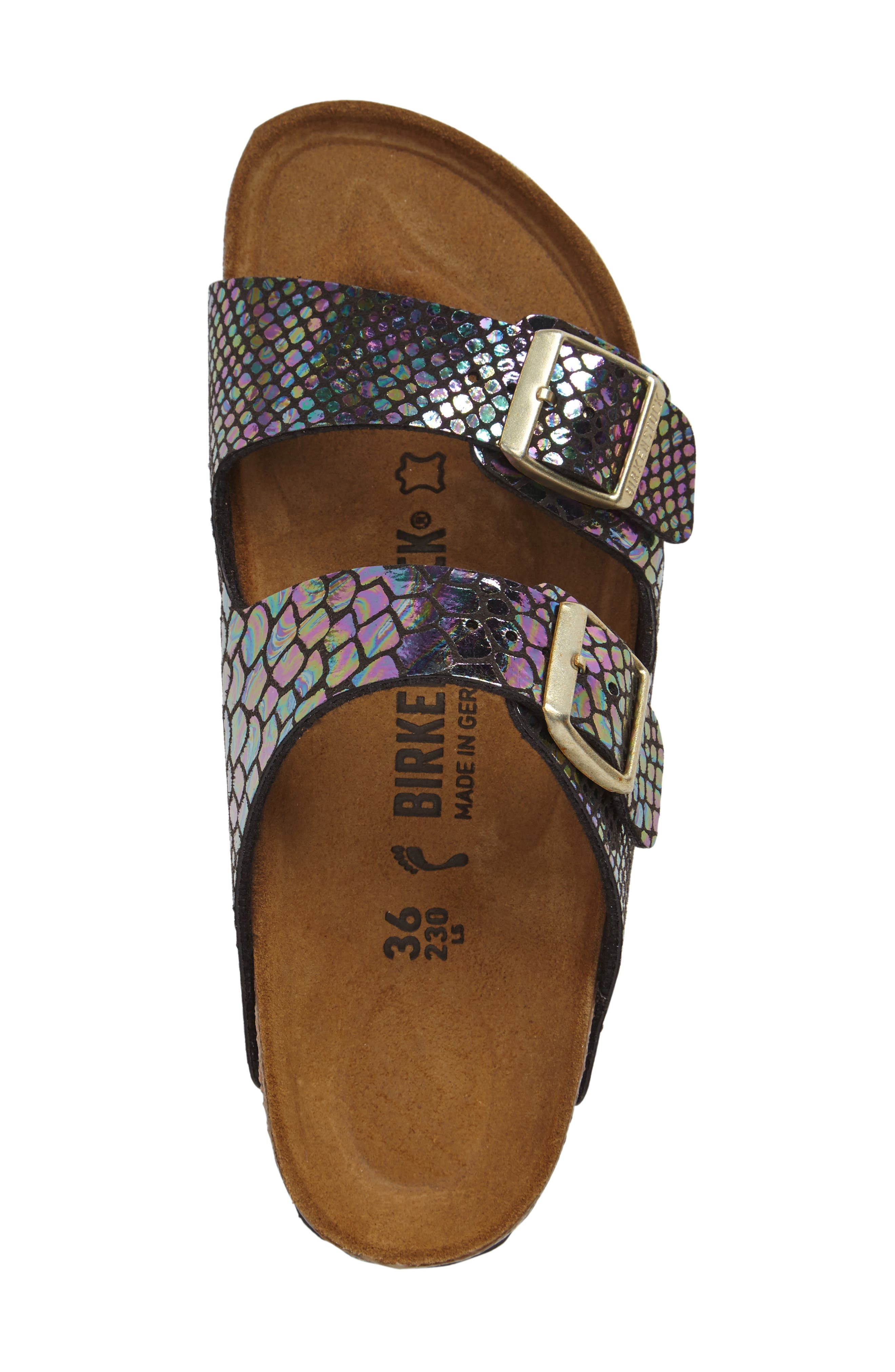 Papillio by Birkenstock 'Arizona' Birko-Flor Sandal,                             Alternate thumbnail 39, color,