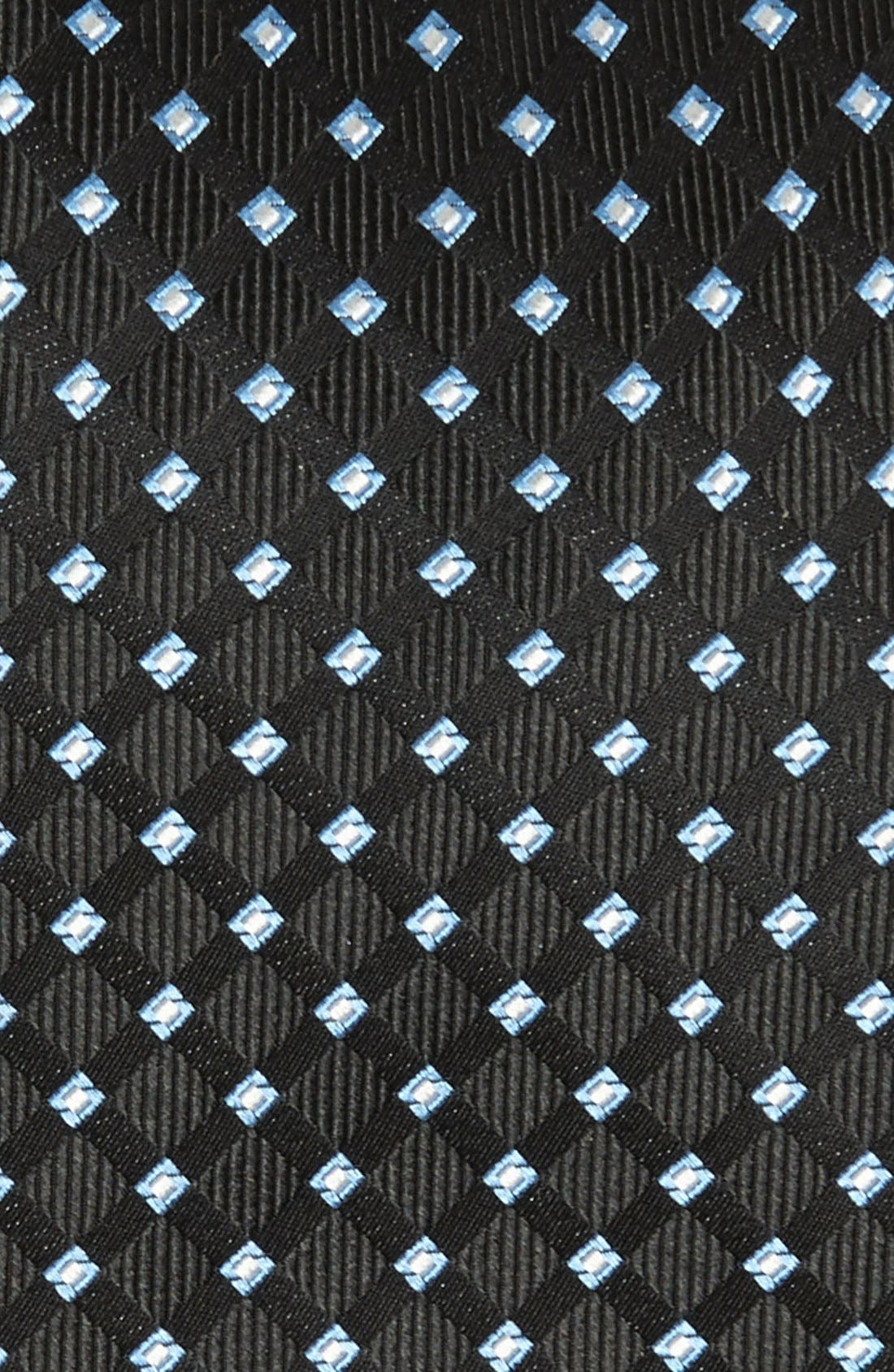 Woven Silk Tie,                             Alternate thumbnail 2, color,                             001