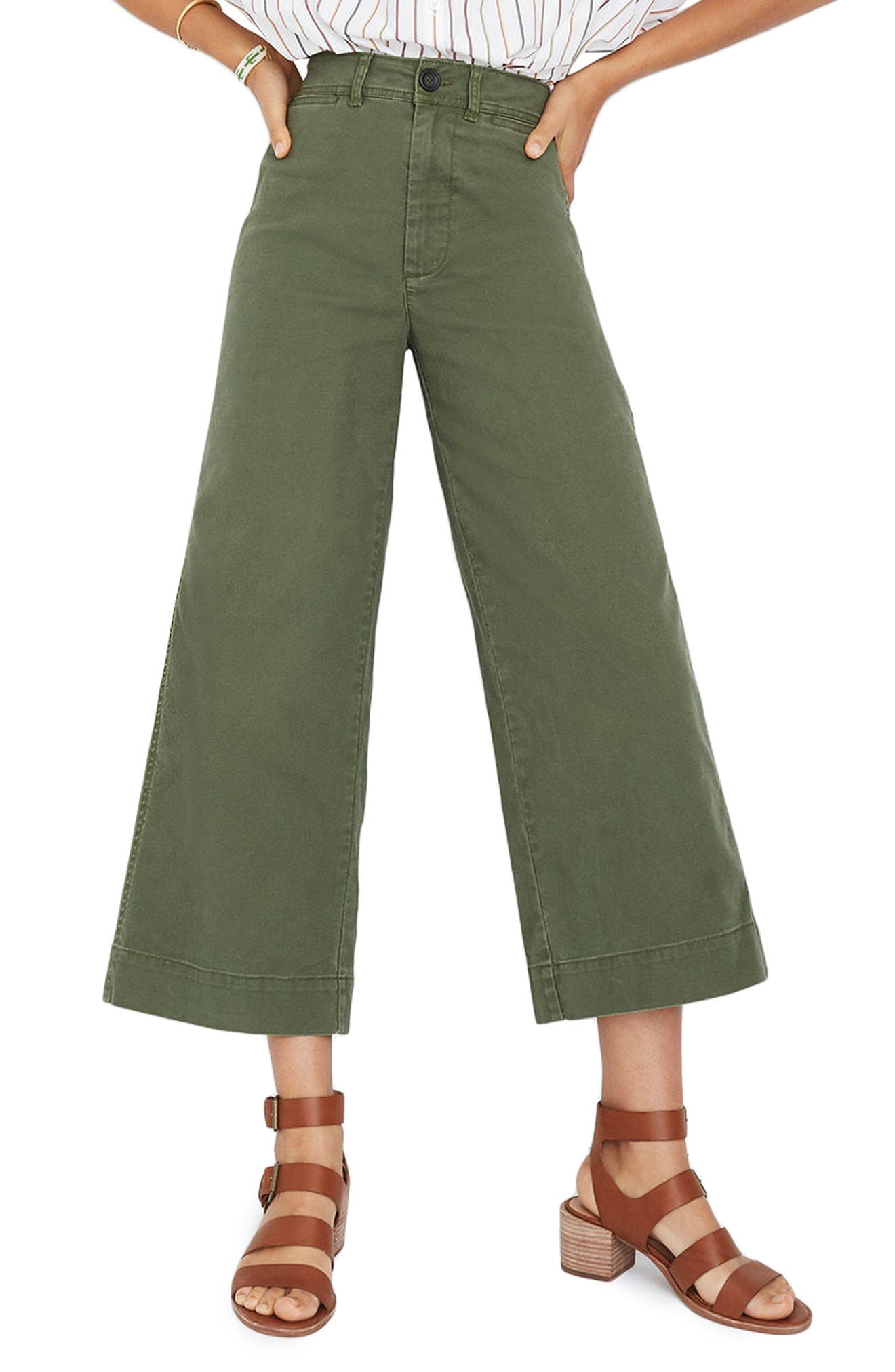 Emmett Crop Wide Leg Pants,                             Main thumbnail 2, color,