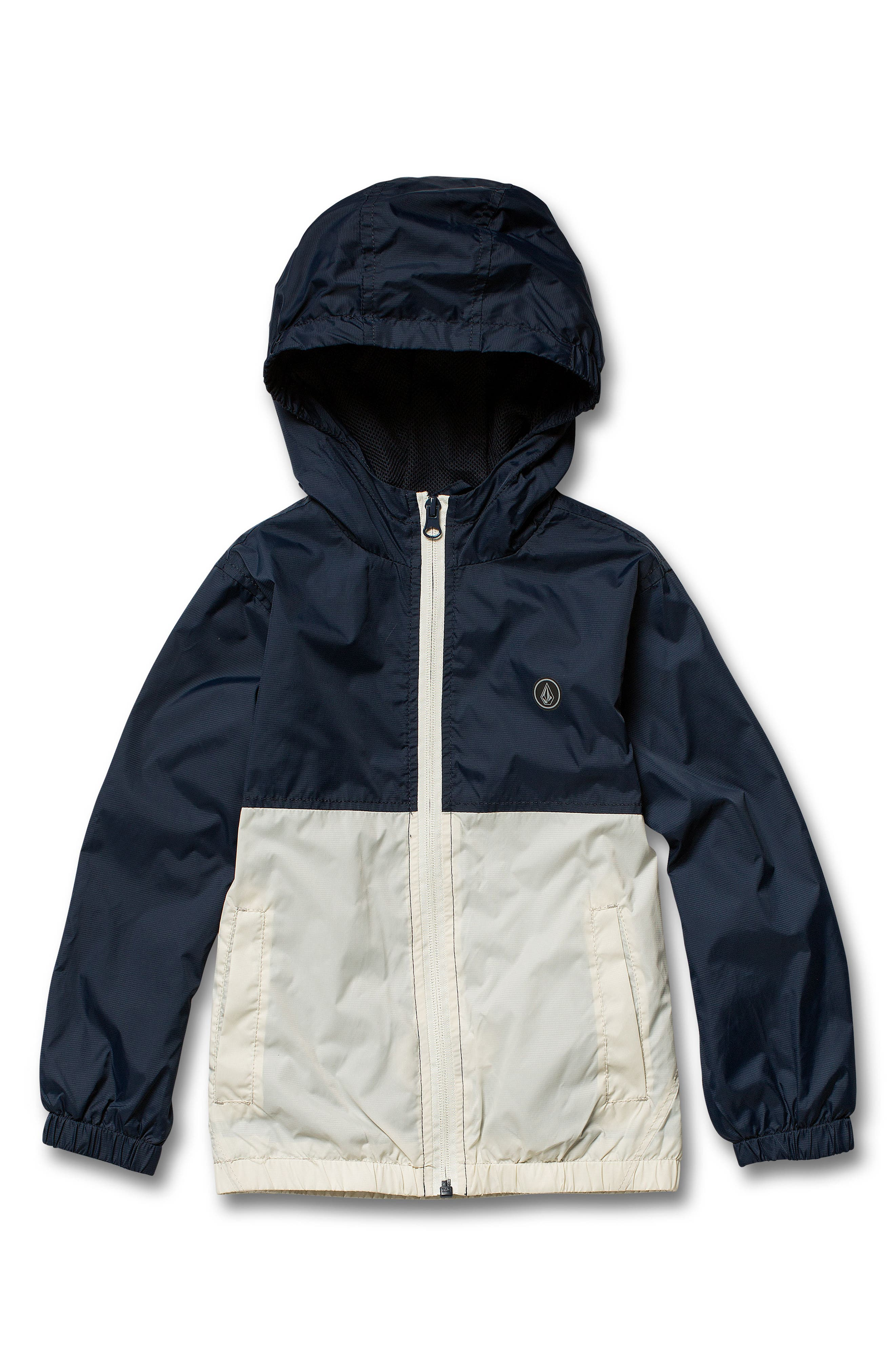 Ermont Hooded Nylon Jacket,                         Main,                         color, 485