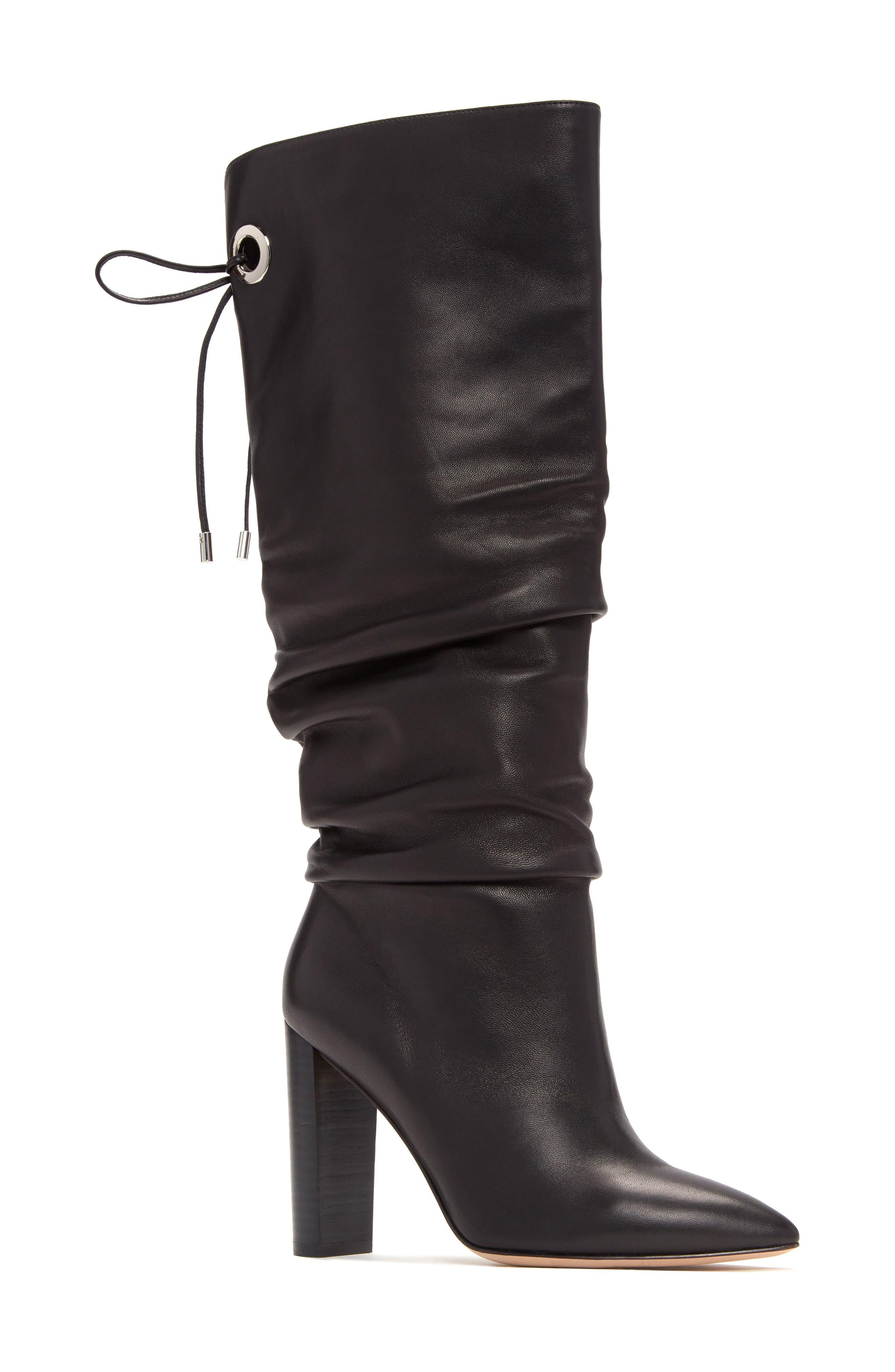 Lexi Boot,                             Main thumbnail 1, color,                             BLACK