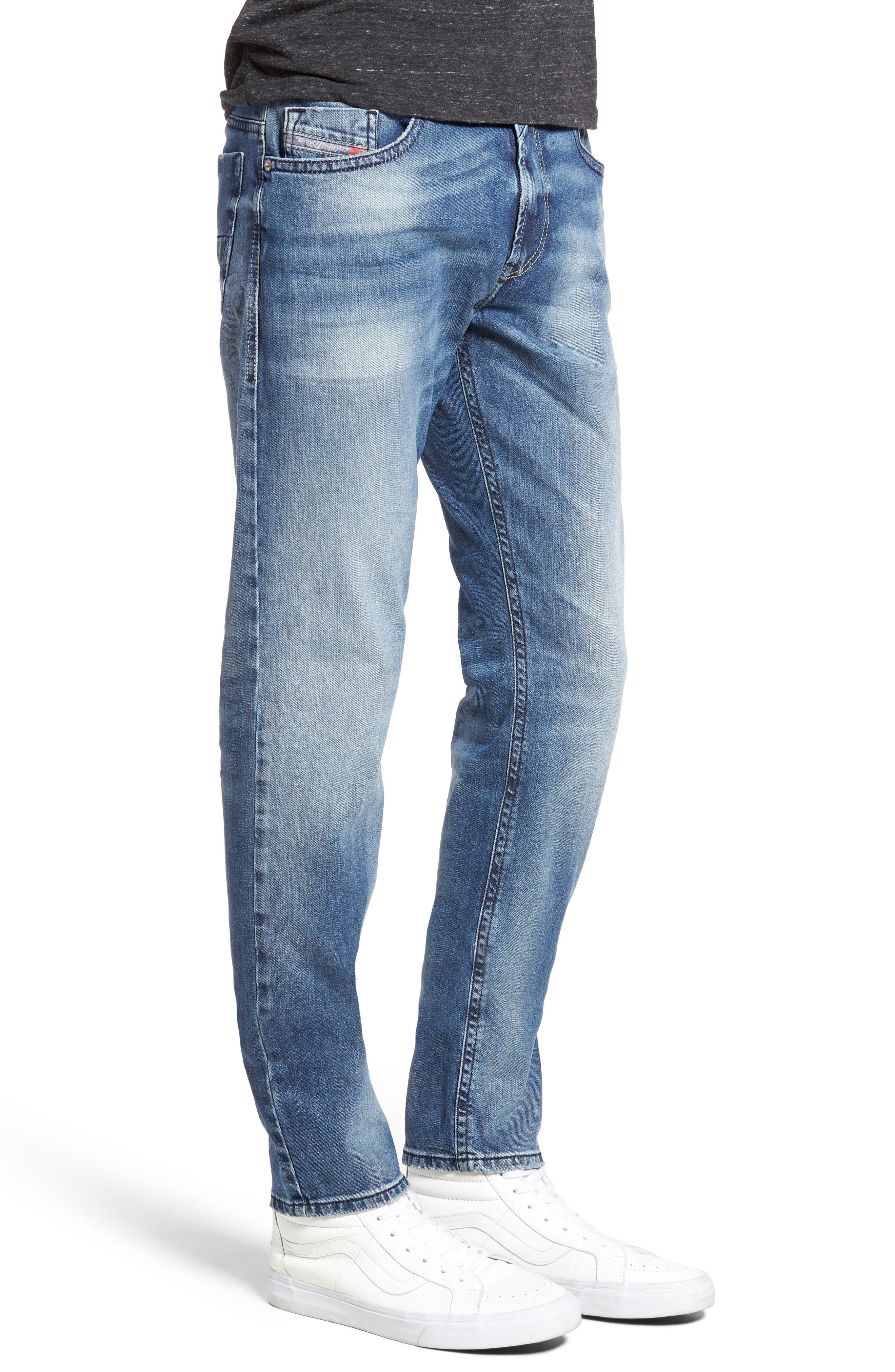 Thommer Skinny Fit Jeans,                             Alternate thumbnail 3, color,                             400