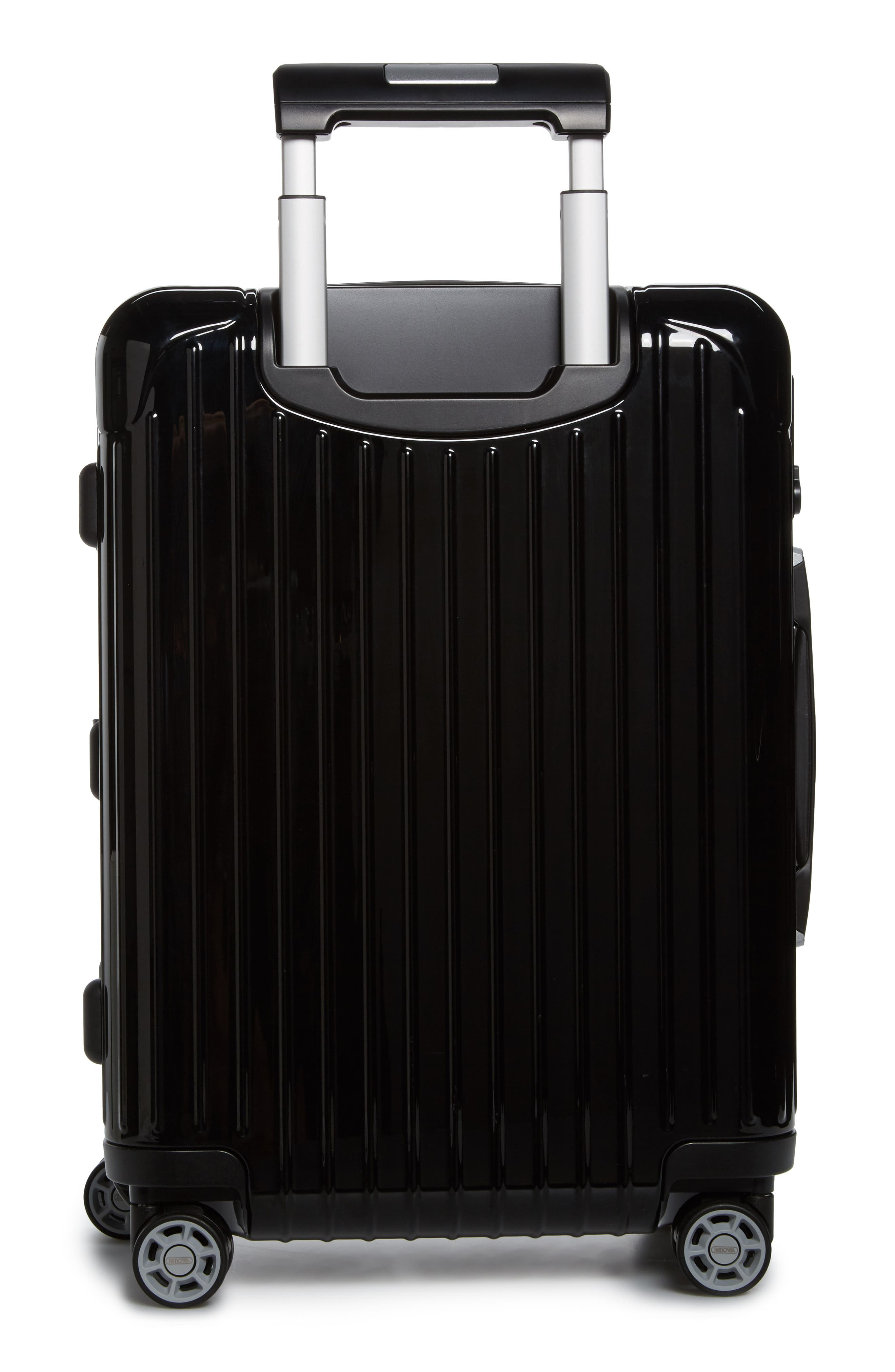 Salsa Deluxe 22-Inch Cabin Multiwheel<sup>®</sup> Carry-On,                             Alternate thumbnail 4, color,                             001