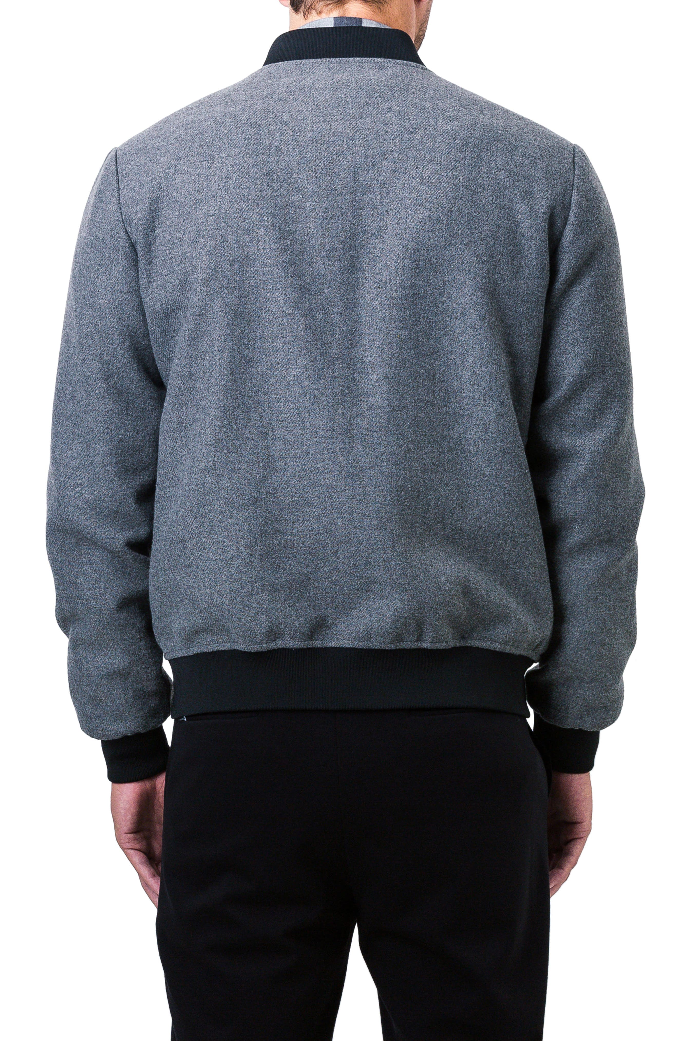 Aether Bomber Jacket,                             Alternate thumbnail 5, color,