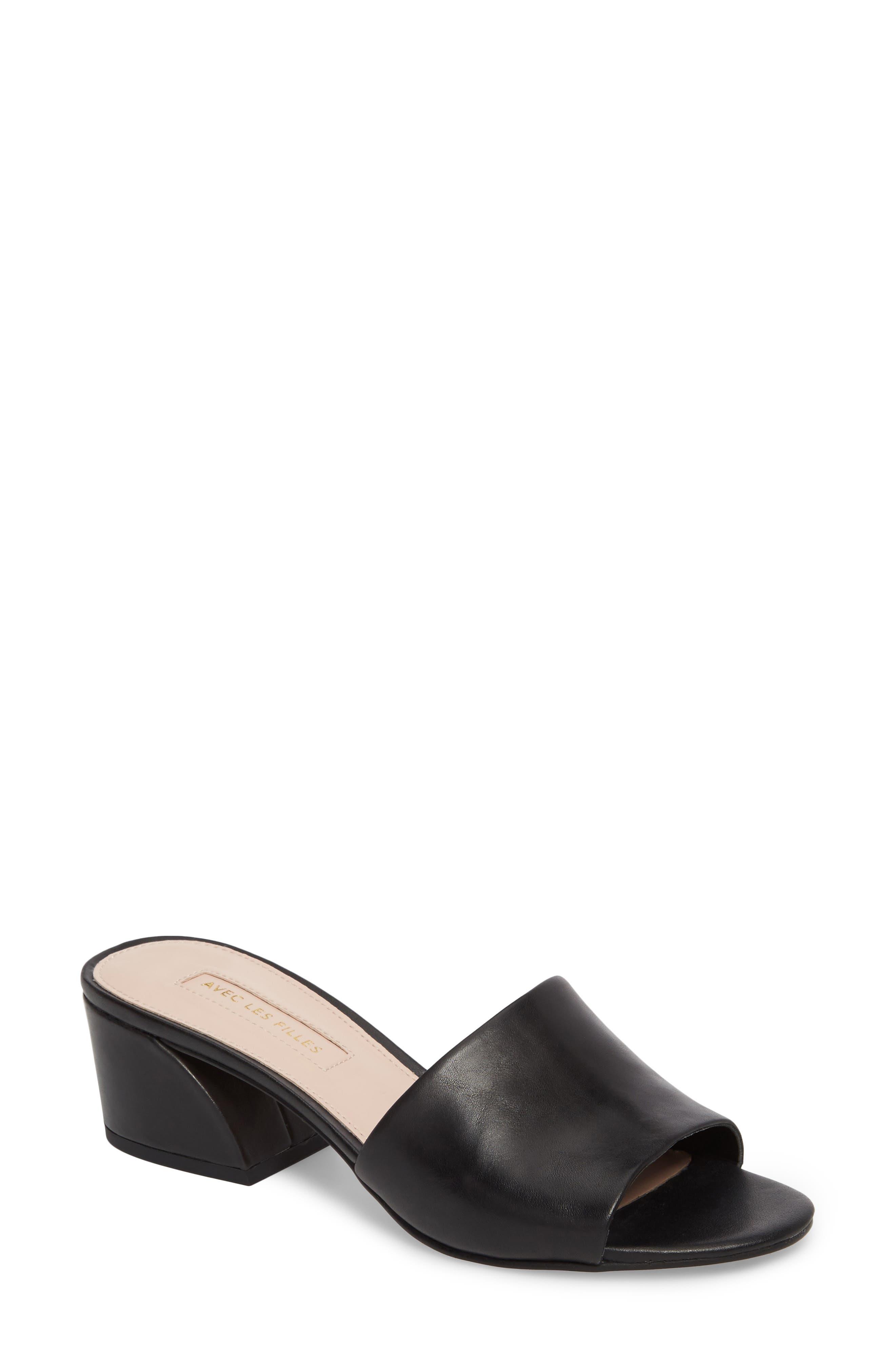 Sloane Sandal,                         Main,                         color, 001