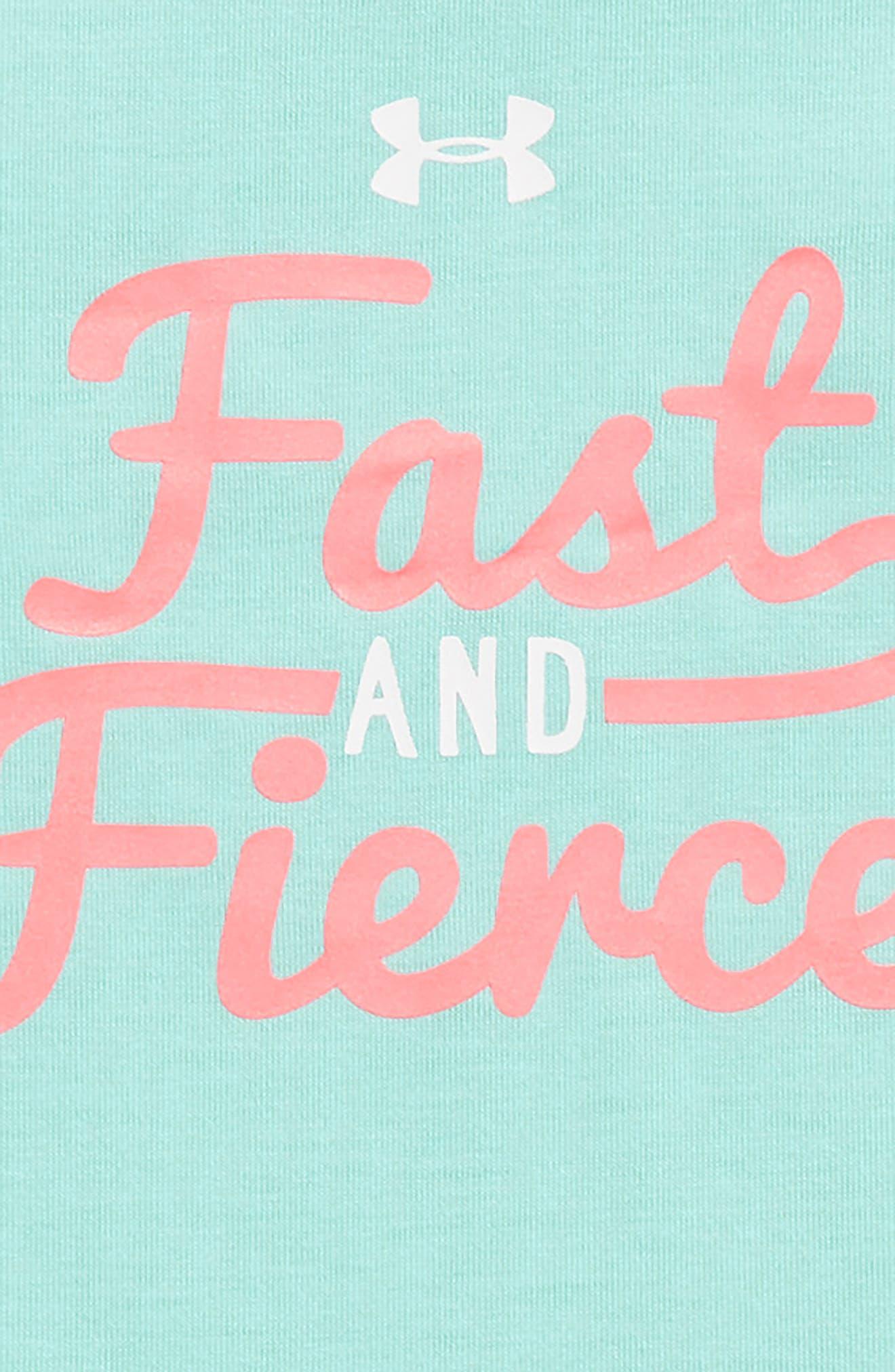 Fast & Fierce Bodysuit & Shorts Set,                             Alternate thumbnail 2, color,                             410