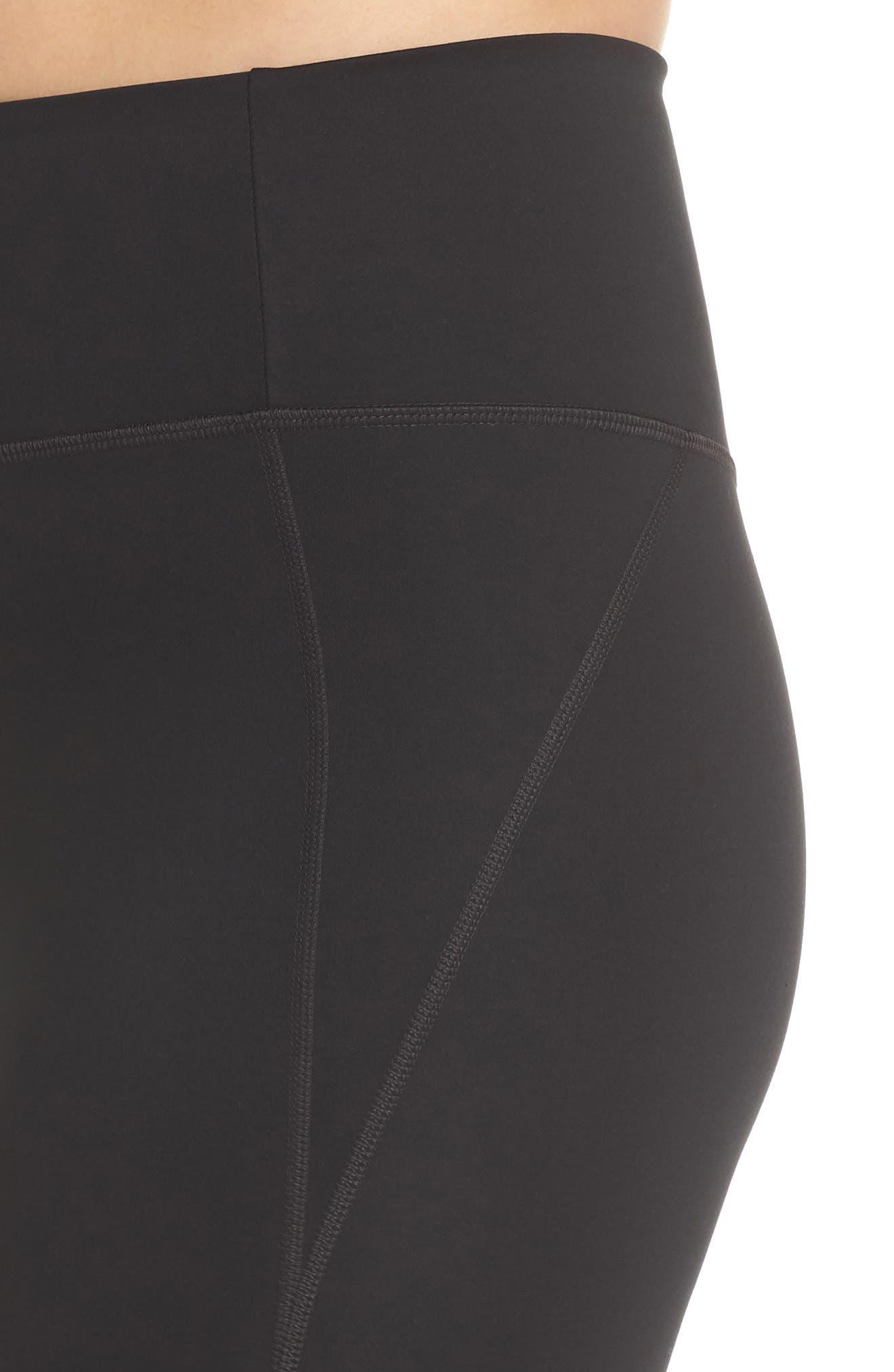 High Waist Full Length Leggings,                             Alternate thumbnail 11, color,                             BLACK