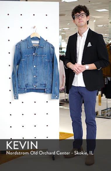 Slim Fit Denim Jacket, sales video thumbnail