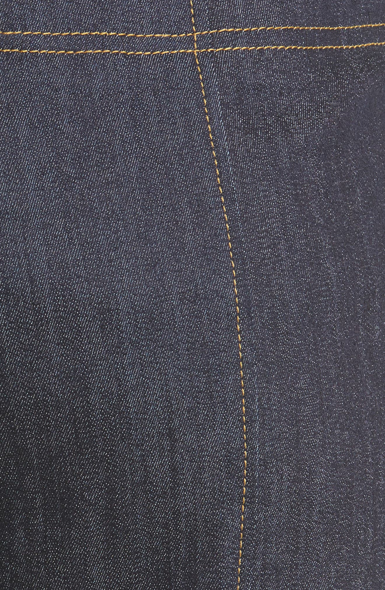 Marla Cuff Jeans,                             Alternate thumbnail 5, color,                             422