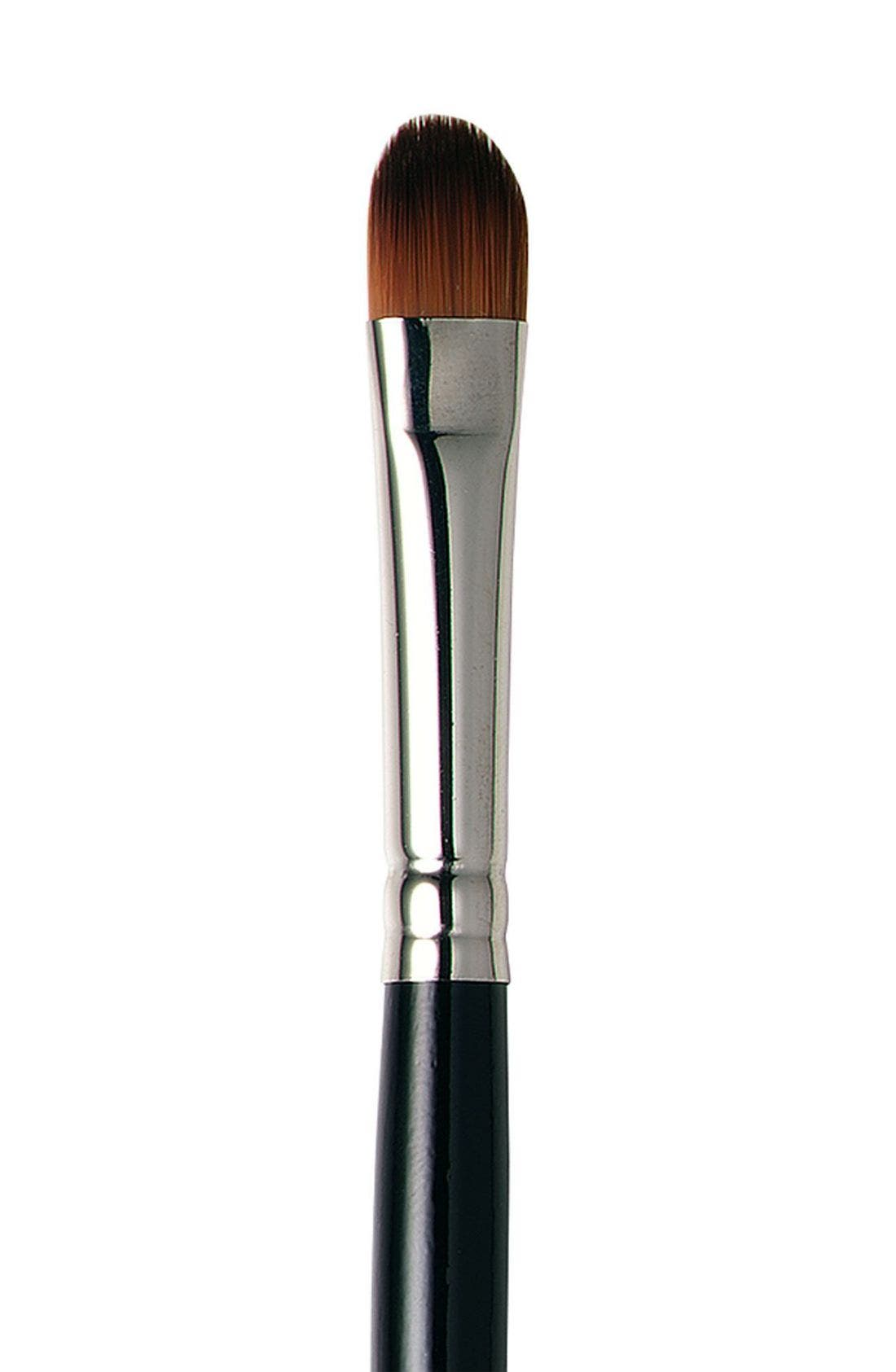 Long Crème Eye Colour Brush,                             Main thumbnail 1, color,                             000