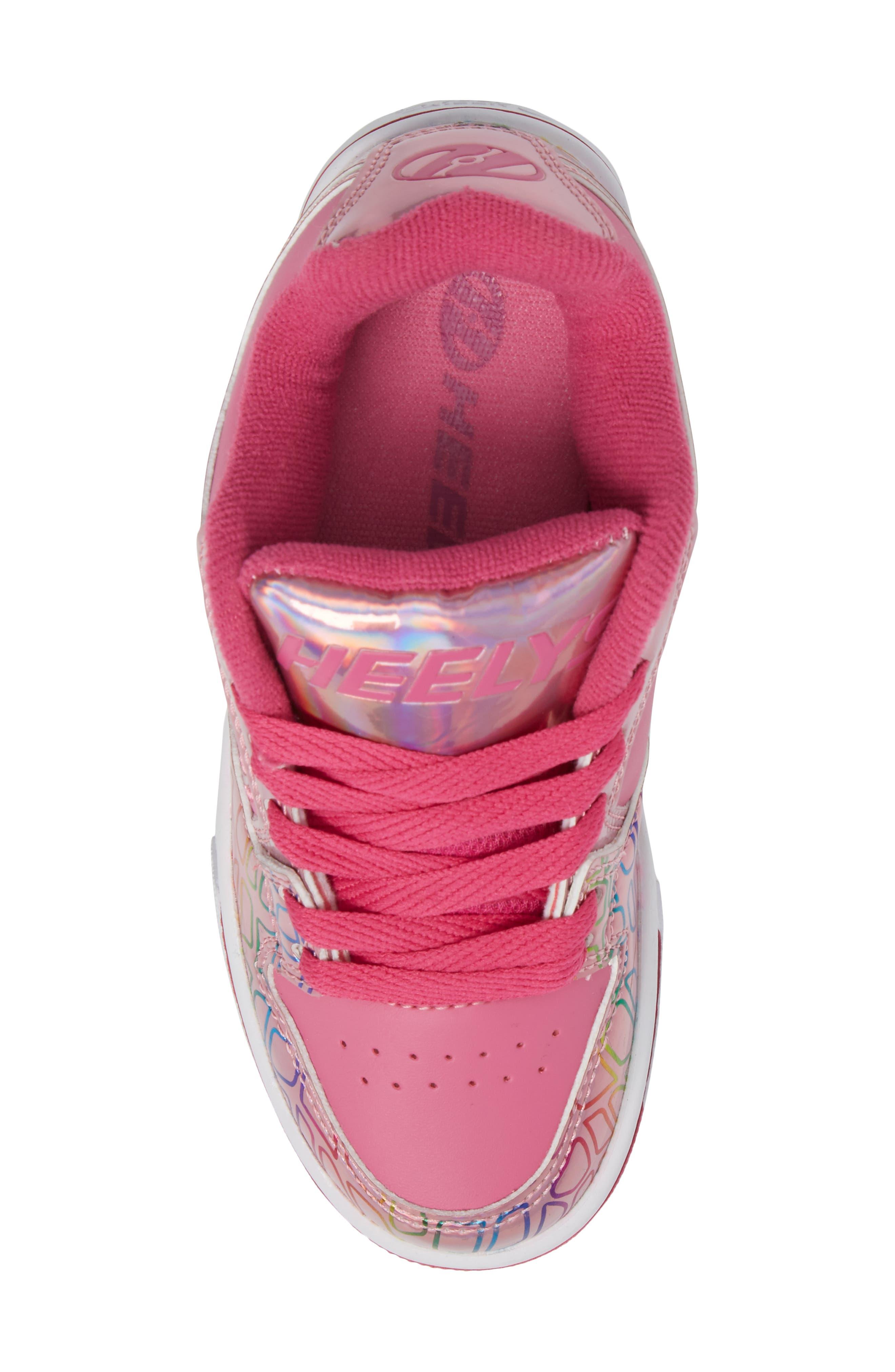 Motion Plus Skate Sneaker,                             Alternate thumbnail 5, color,                             PINK/ LIGHT PINK
