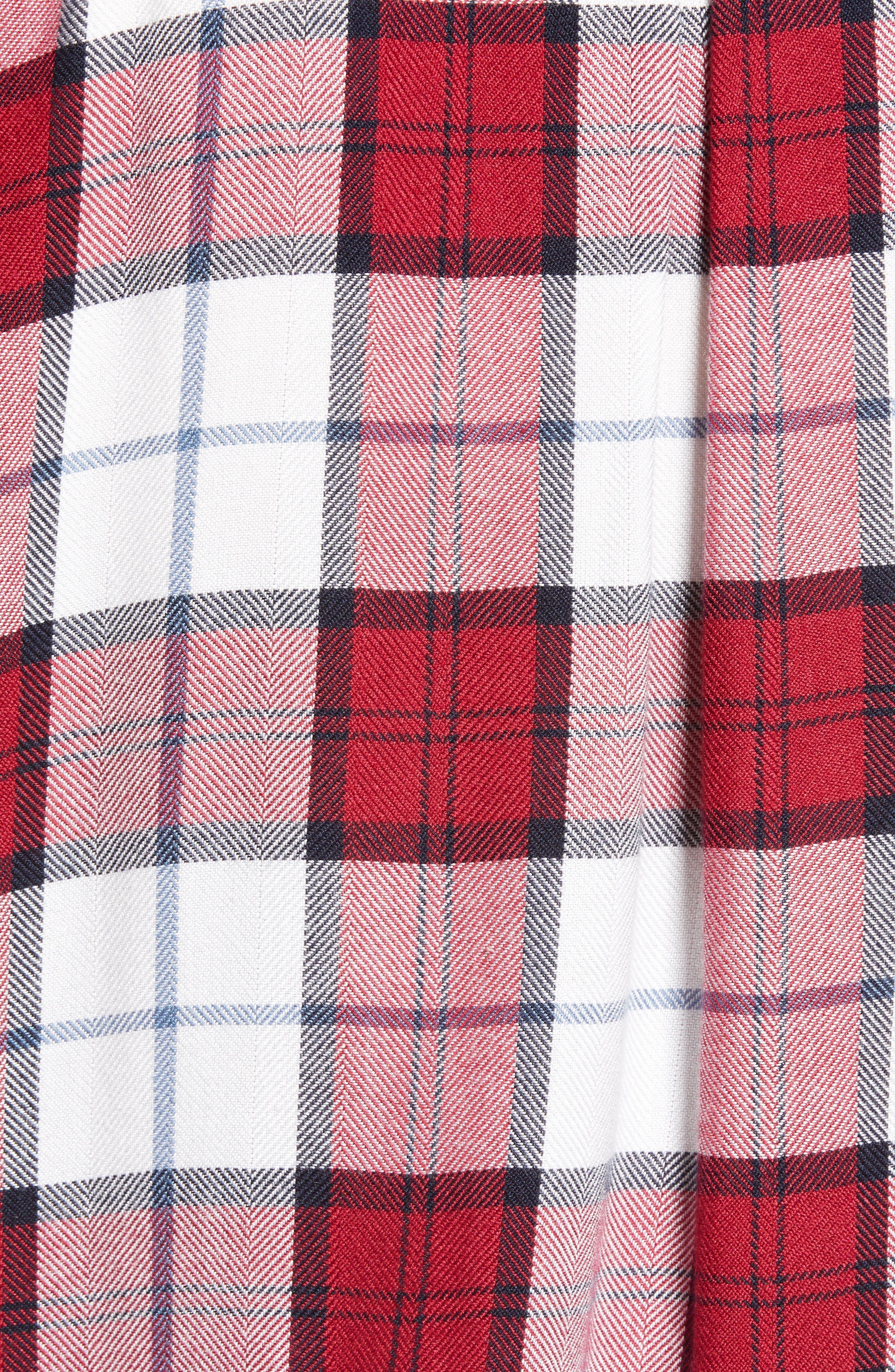 Hunter Plaid Shirt,                             Alternate thumbnail 625, color,