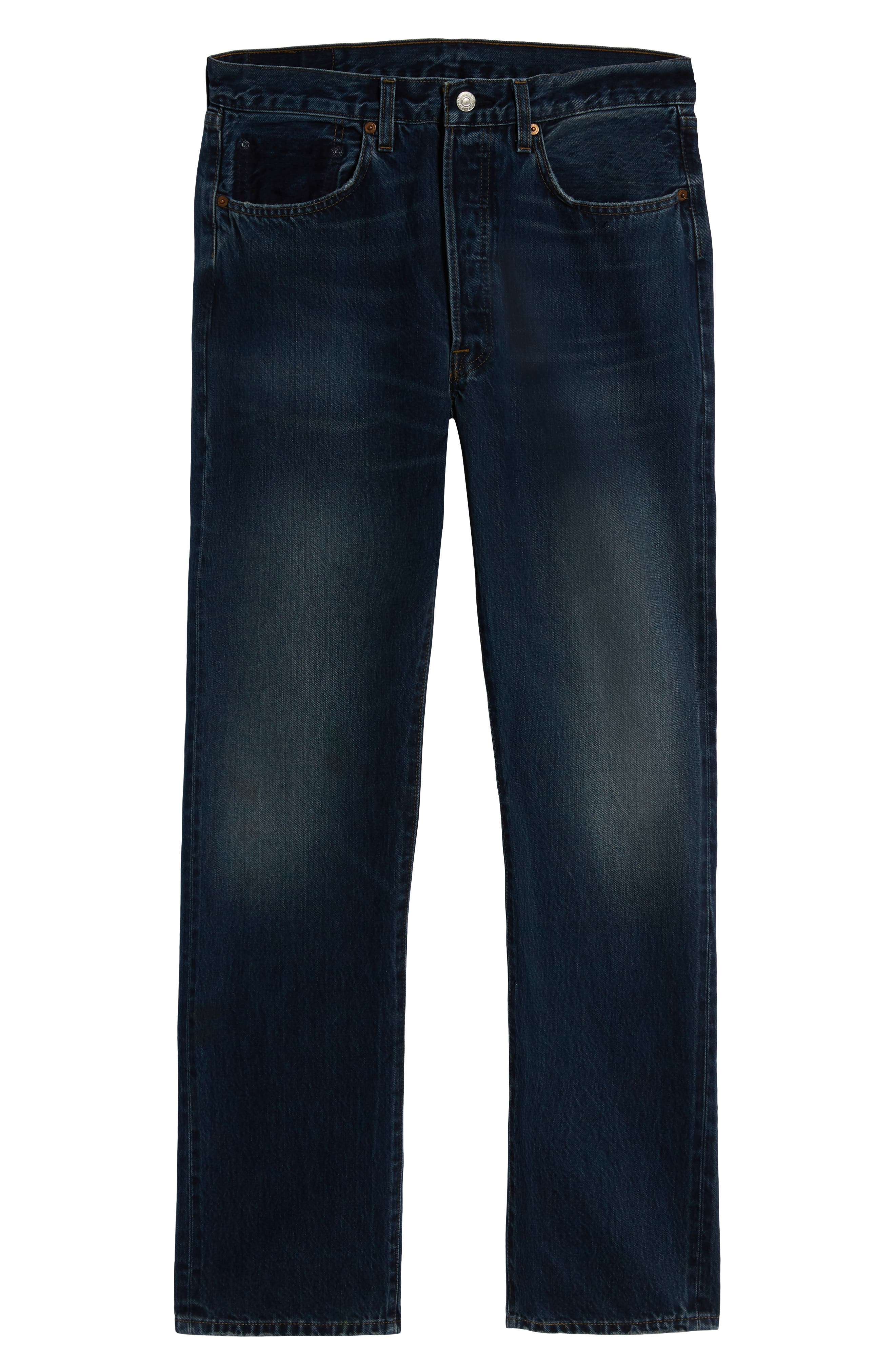 Levi's<sup>®</sup> 1967 501<sup>®</sup> Slim Fit Jeans,                             Alternate thumbnail 6, color,                             402