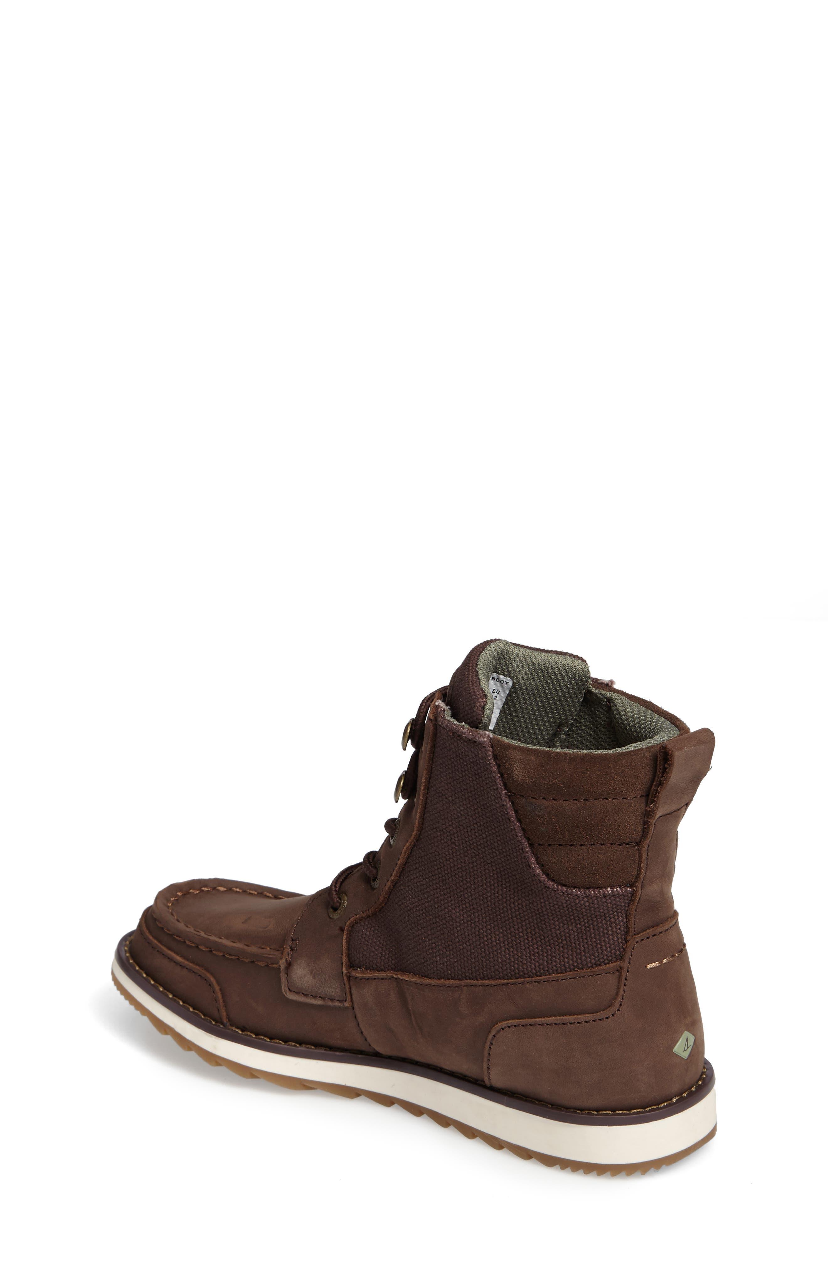 Sperry Dockyard Boot,                             Alternate thumbnail 6, color,
