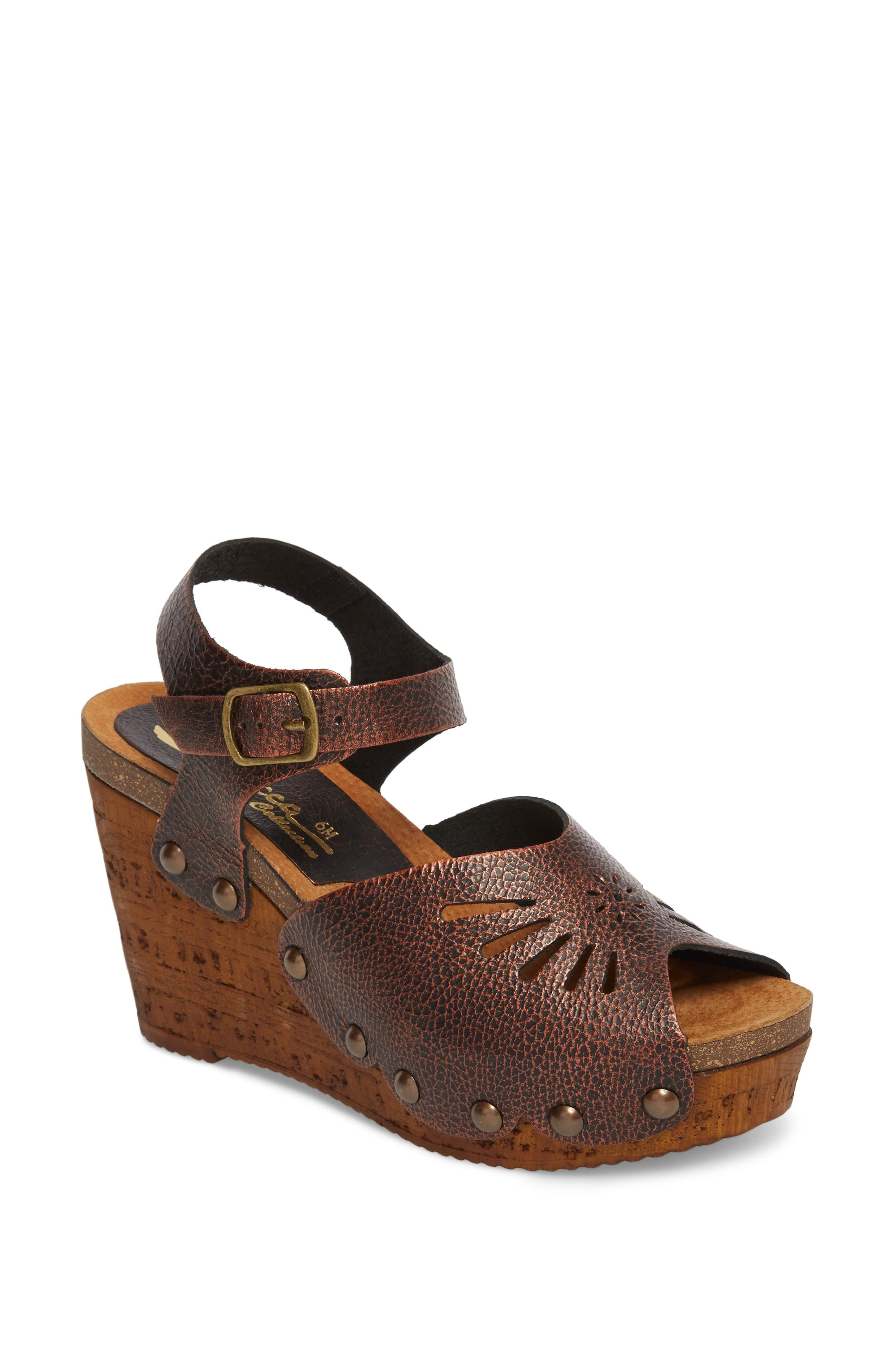 Langsa Wedge Sandal,                             Main thumbnail 2, color,