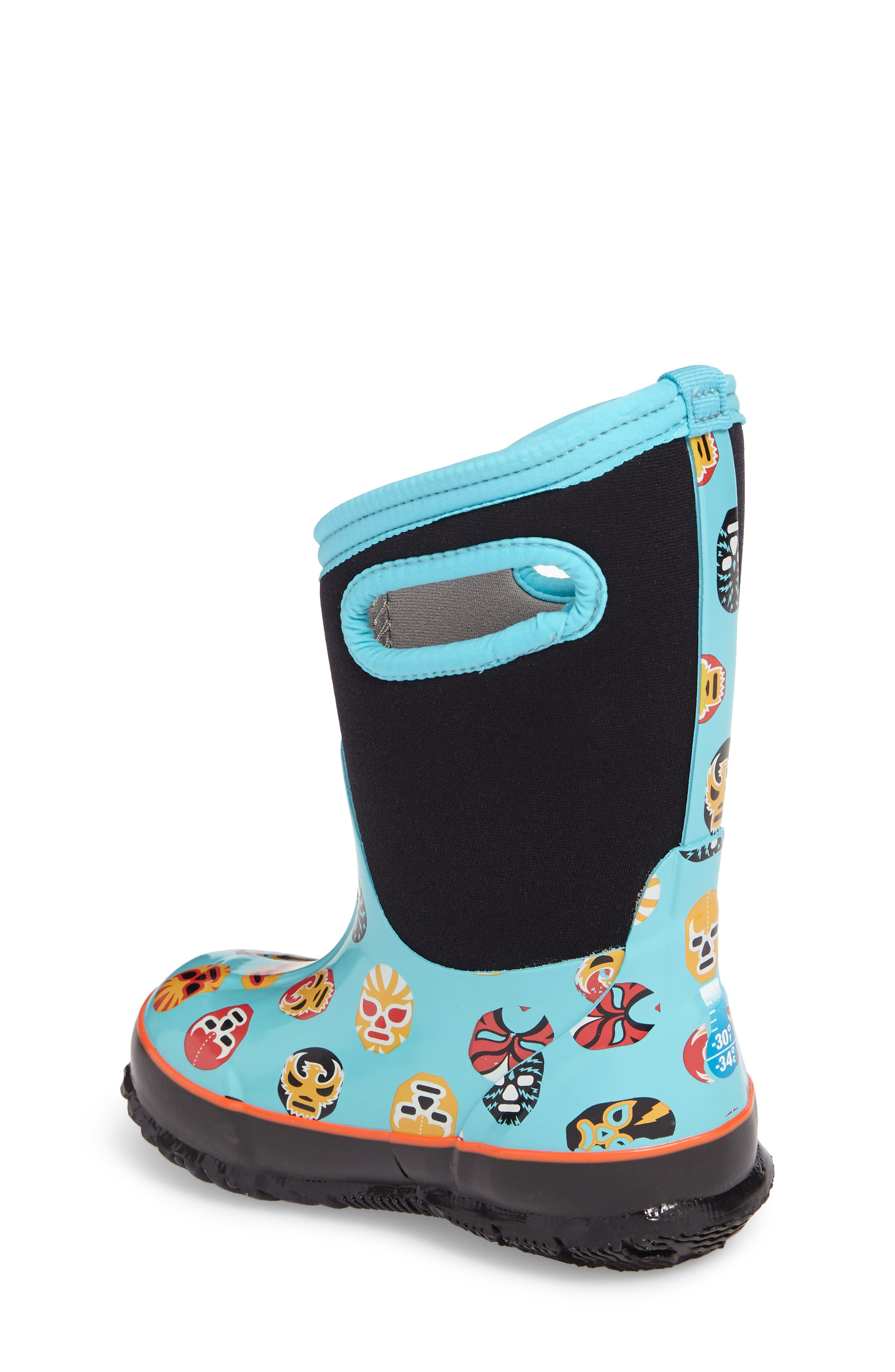 Classic Mask Insulated Waterproof Boot,                             Alternate thumbnail 2, color,                             409