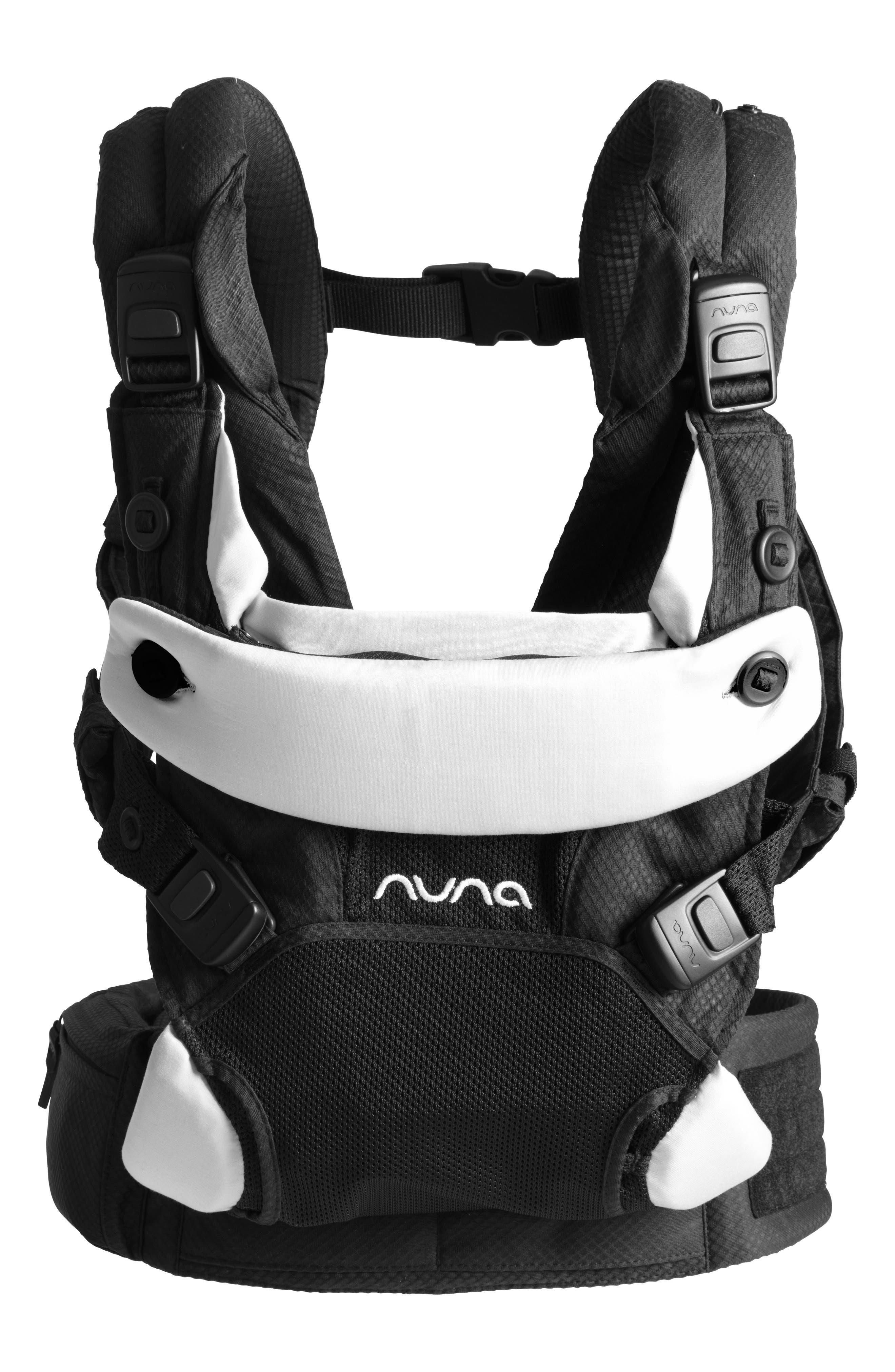 Infant Nuna Cudl Baby Carrier Size One Size  Black
