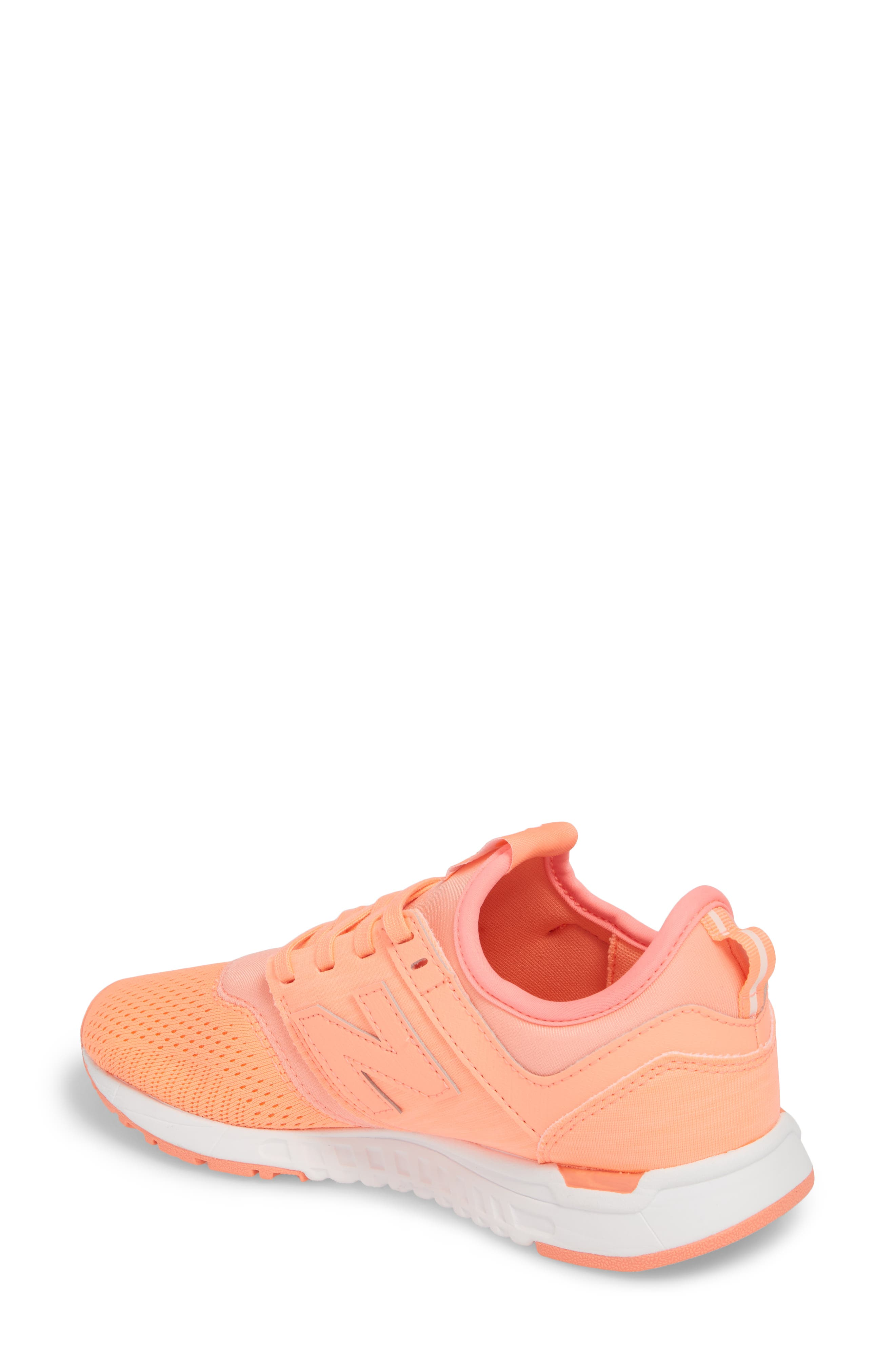 247 Classic Sneaker,                             Alternate thumbnail 4, color,