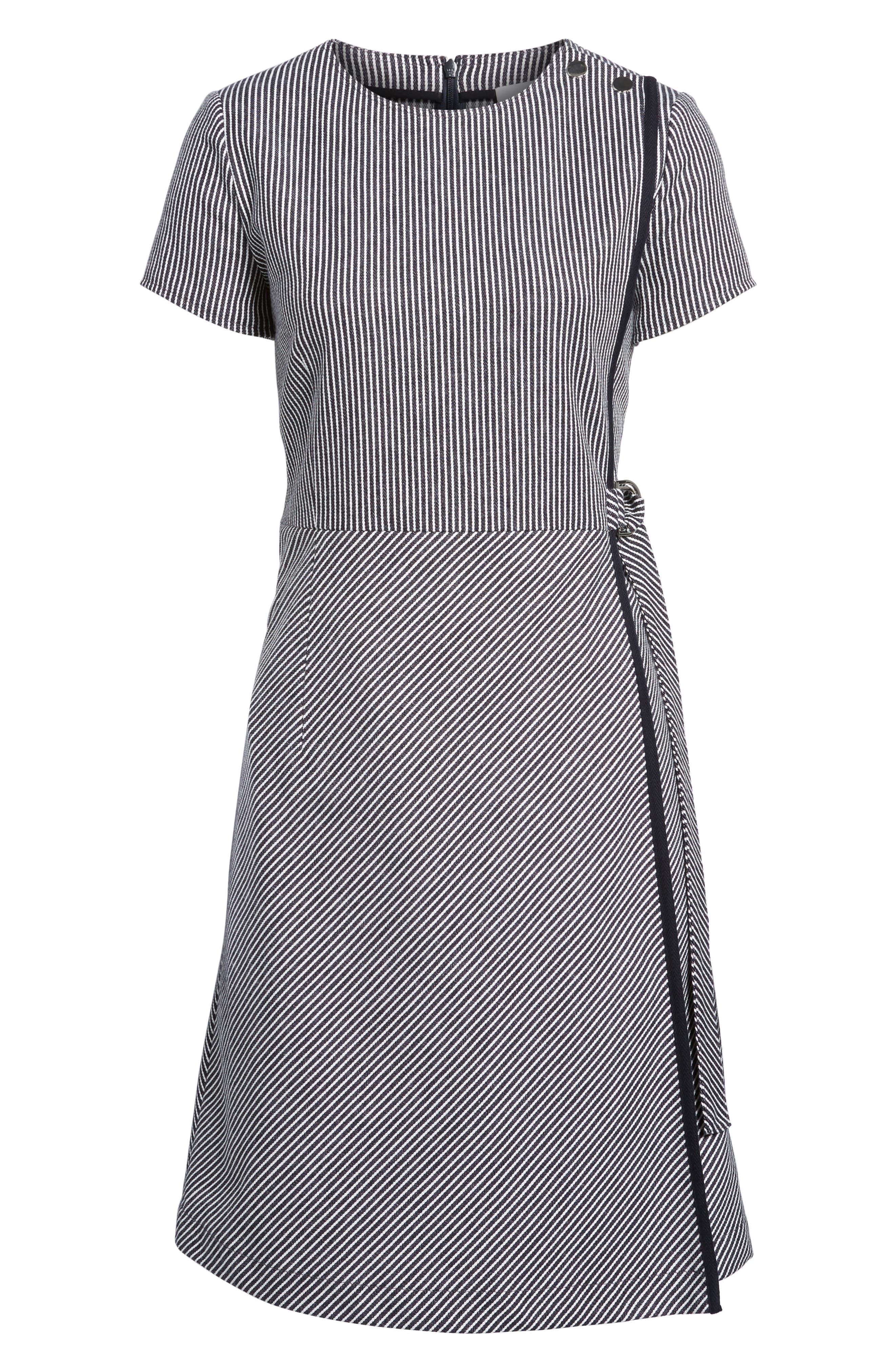 Hugo Boss Hadiana Dress,                             Alternate thumbnail 6, color,                             461
