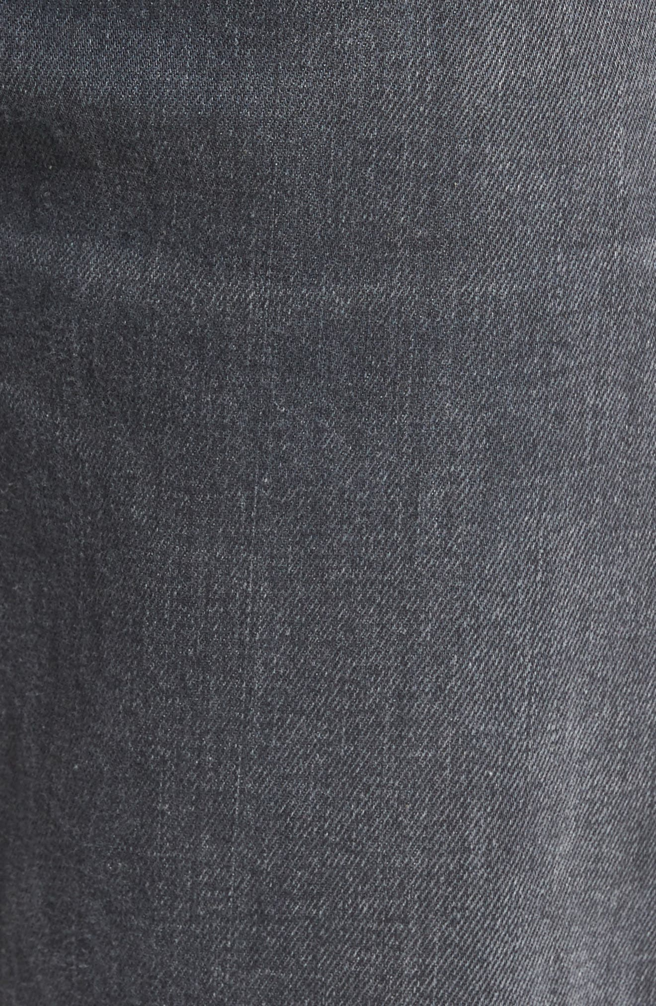 Bowery Slim Fit Jeans,                             Alternate thumbnail 5, color,                             022