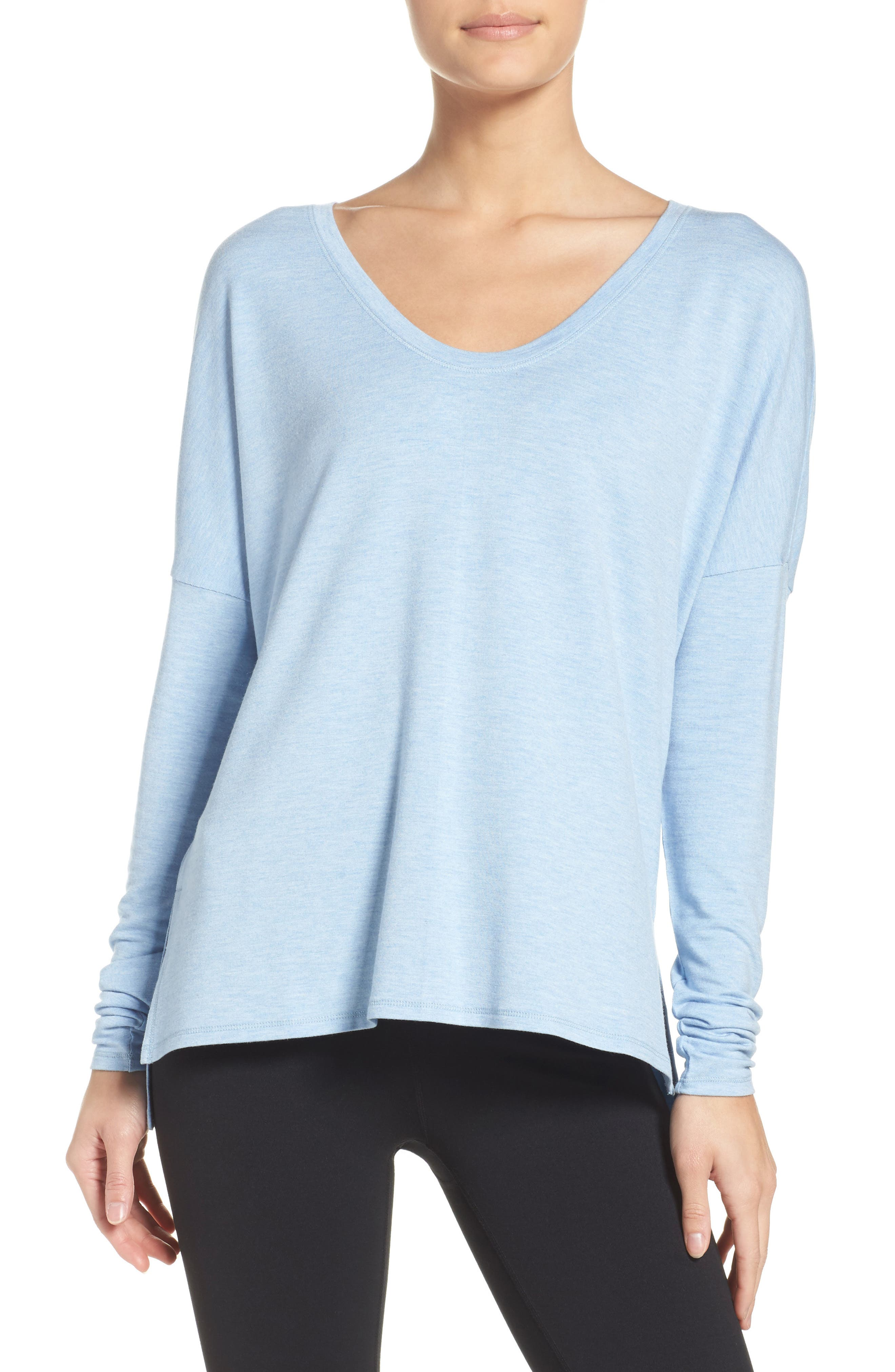 She's Cute Terry Pullover,                             Main thumbnail 3, color,