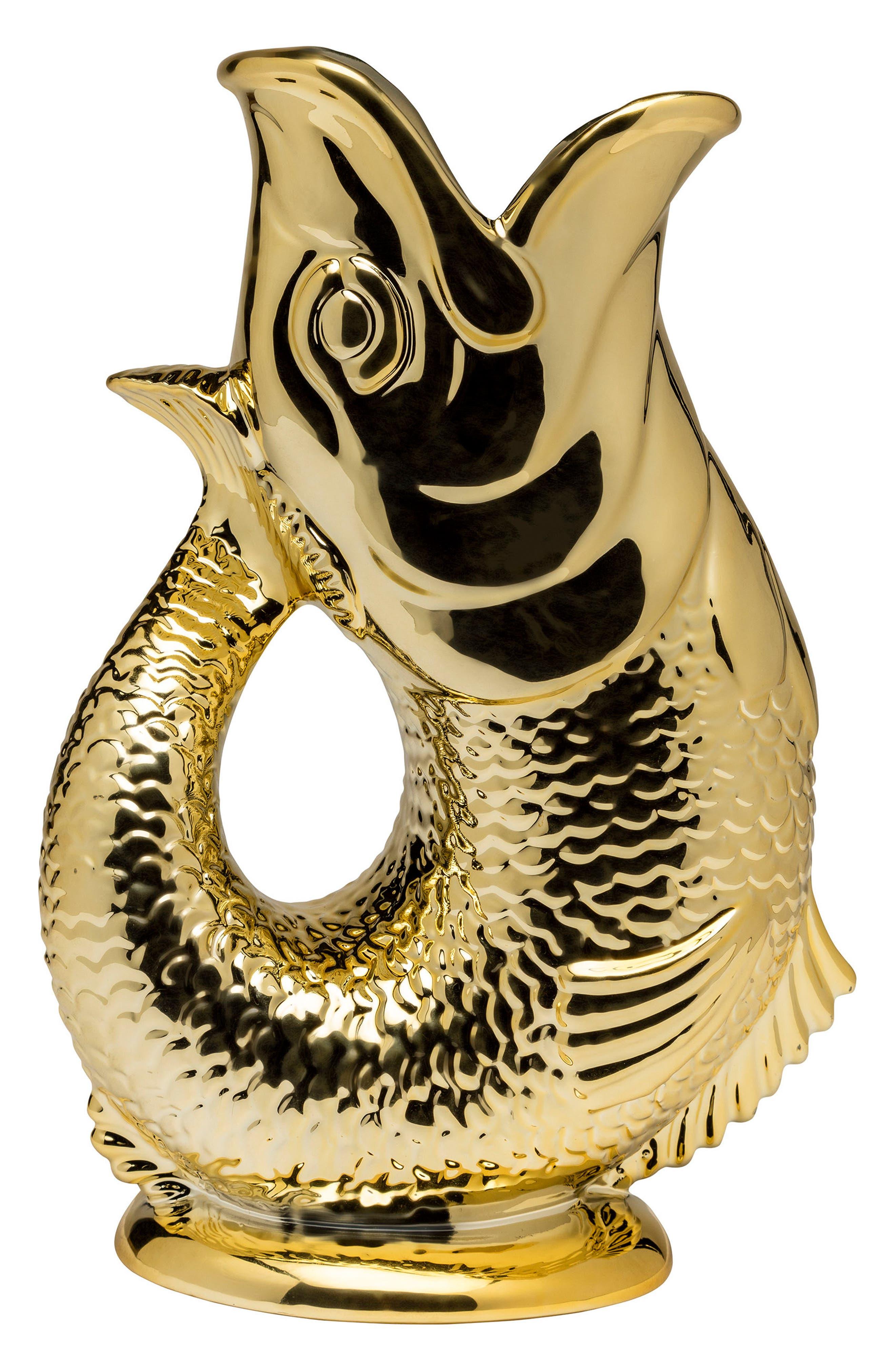Fish Vase,                         Main,                         color, 711
