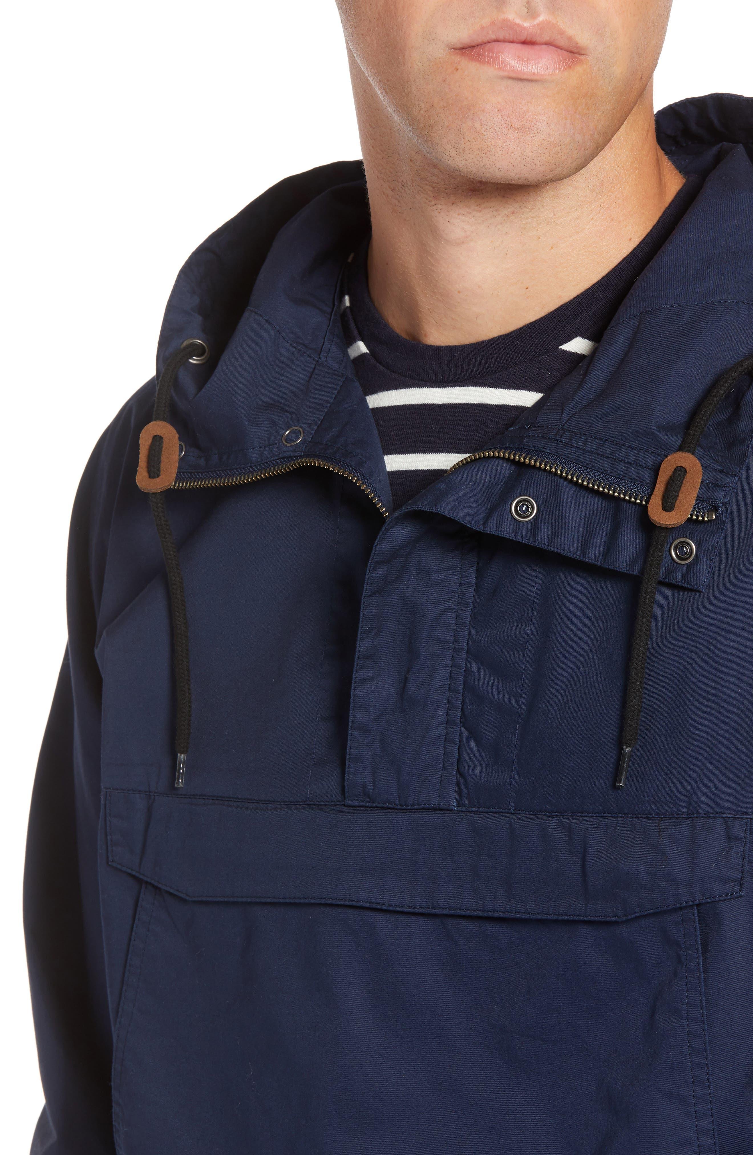 Hooded Jacket,                             Alternate thumbnail 4, color,                             410