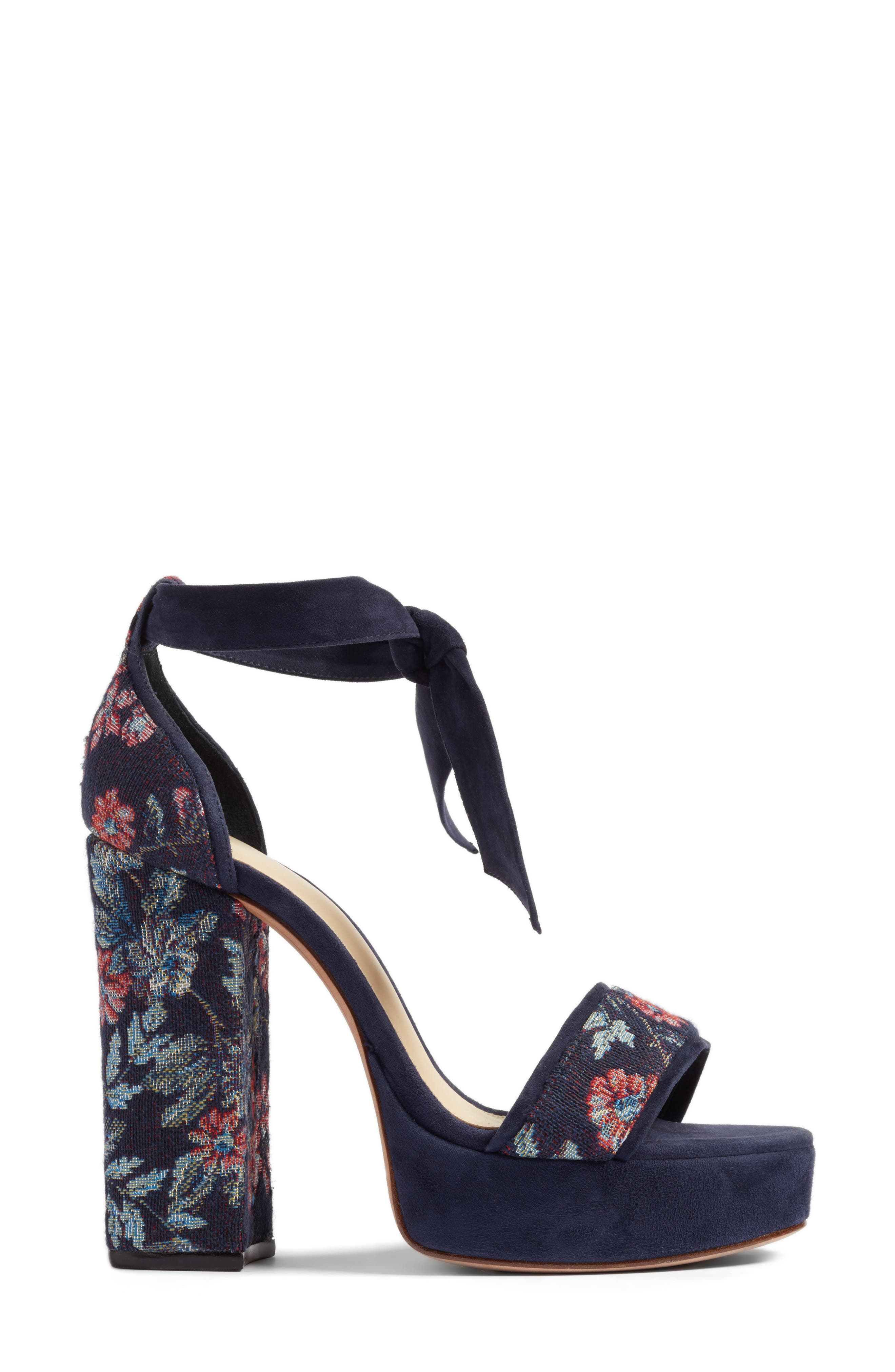 Celine Platform Sandal,                             Alternate thumbnail 5, color,