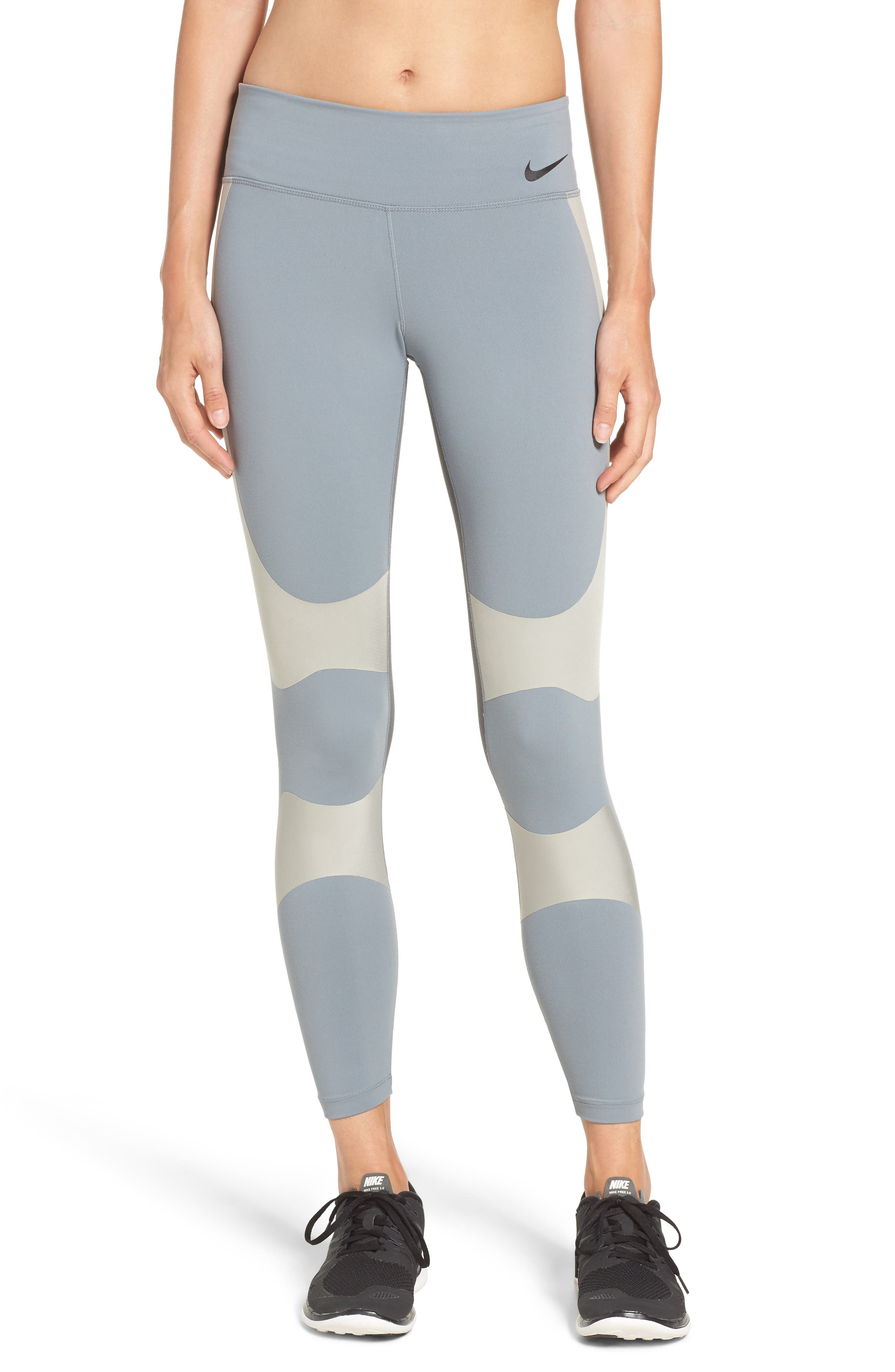 Power Legend Training Tights,                             Main thumbnail 2, color,