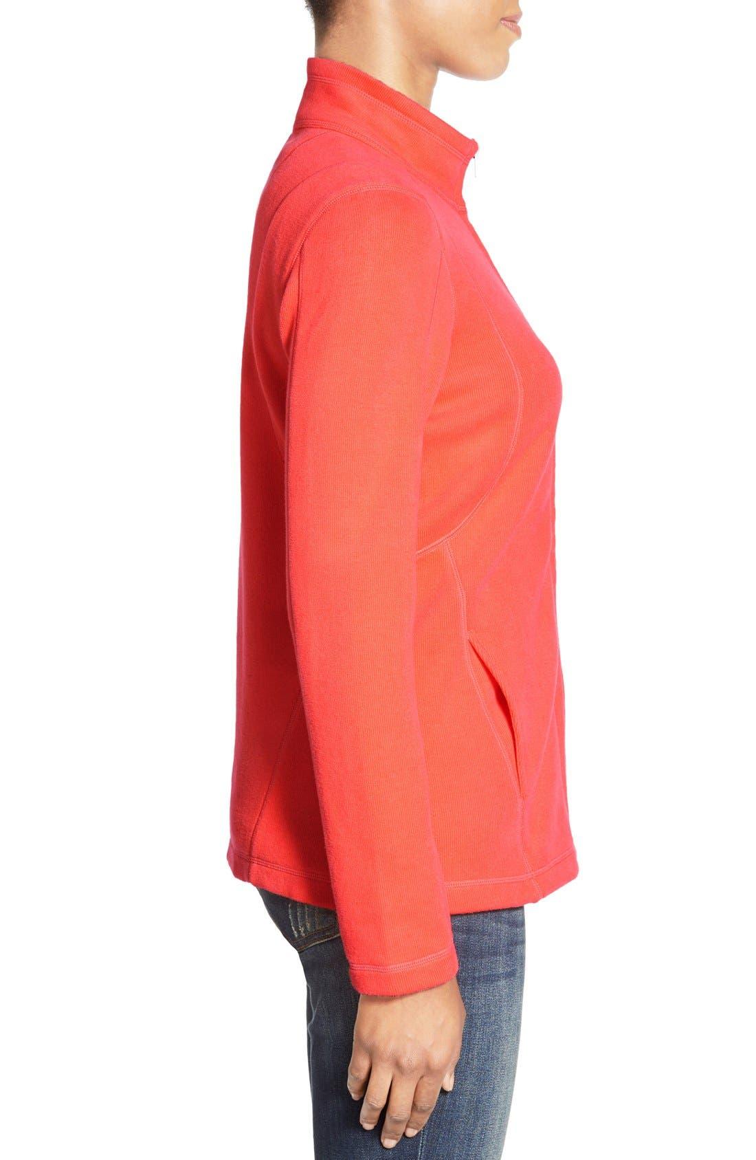 'Aruba' Full Zip Sweatshirt,                             Alternate thumbnail 23, color,