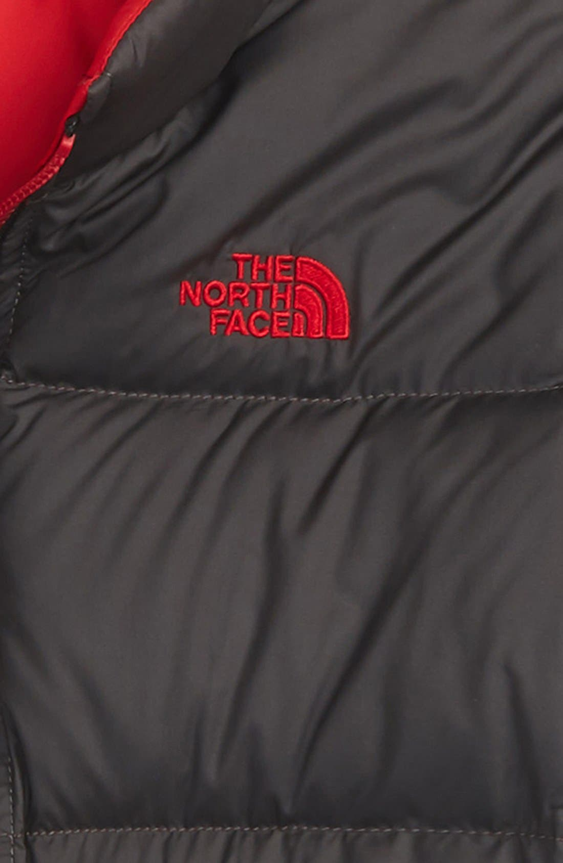 'Andes' Down Jacket,                             Alternate thumbnail 8, color,