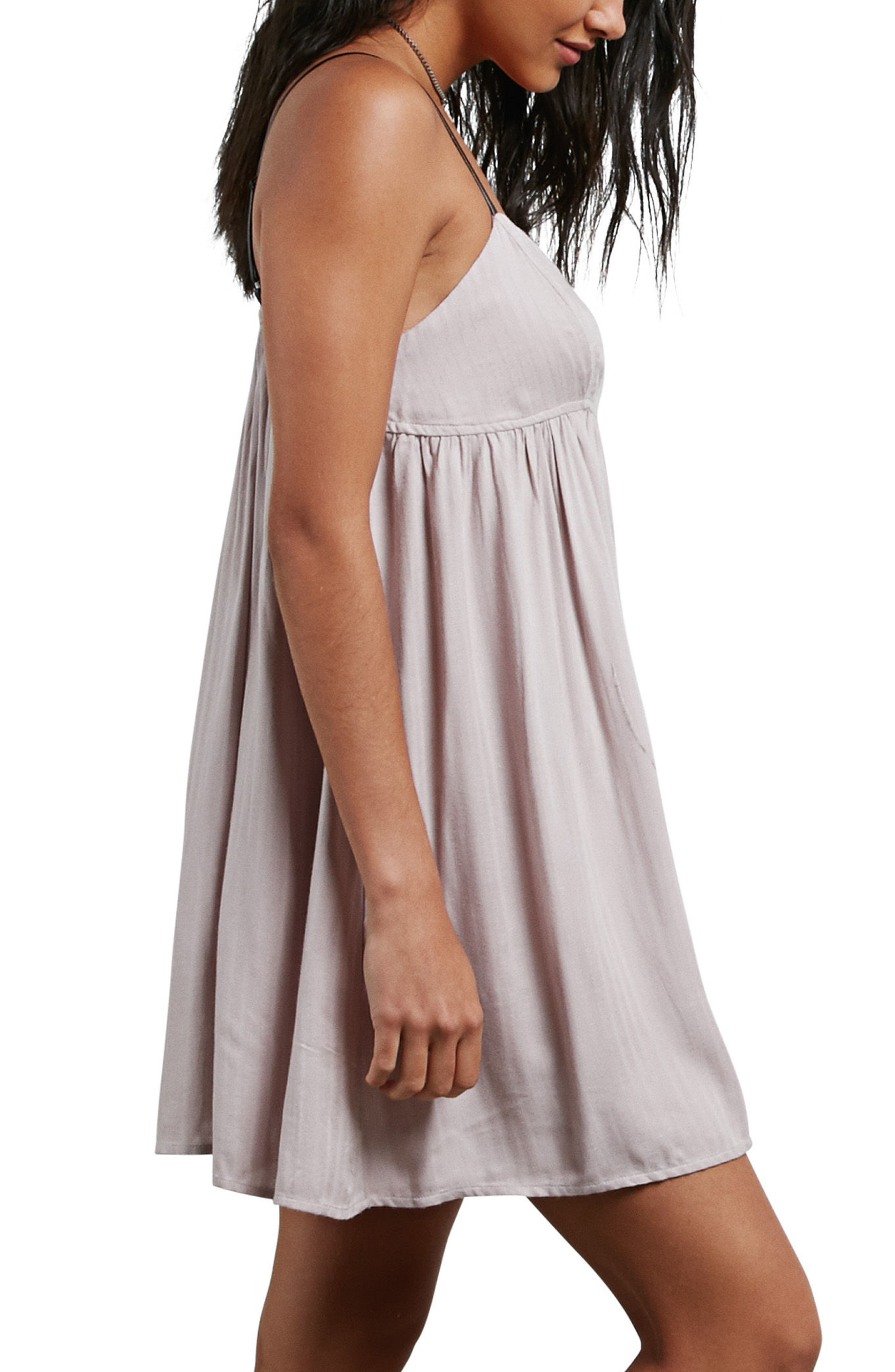 Thx It's a New Dress Babydoll Dress,                             Alternate thumbnail 3, color,