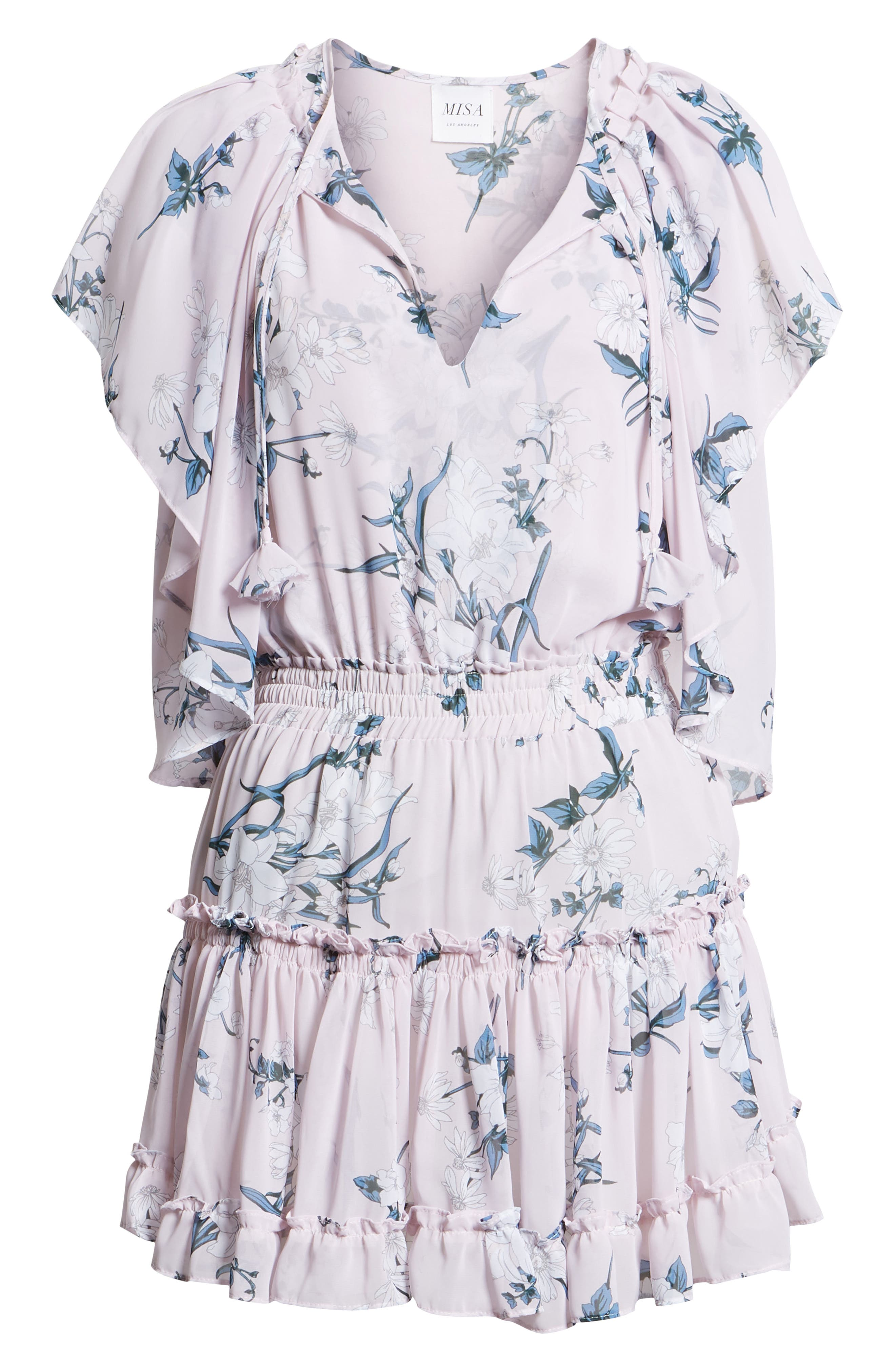 Lullu Dress,                             Alternate thumbnail 7, color,                             650