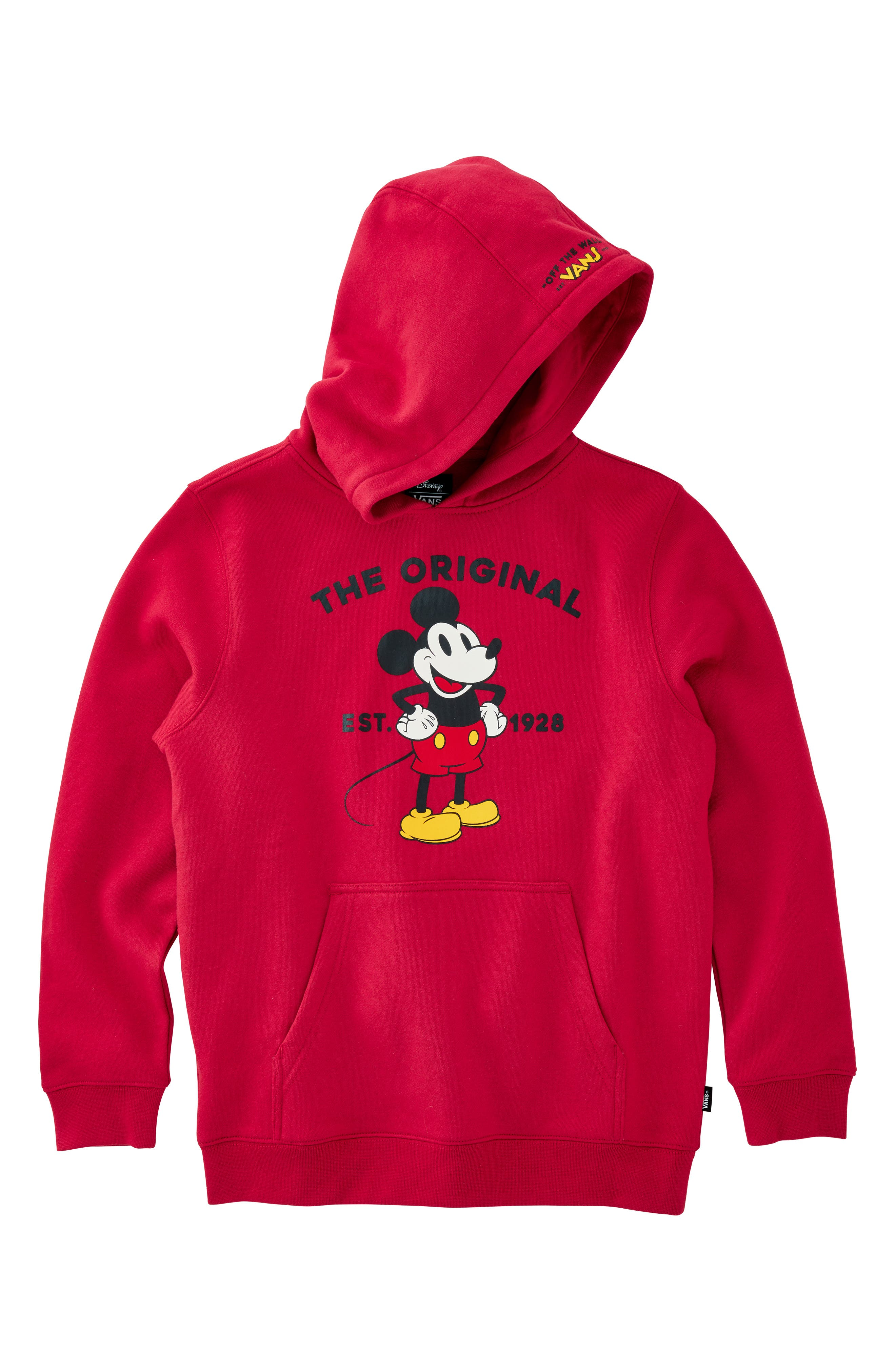 x Disney Mickey's 90th Anniversary Classic Hoodie,                             Main thumbnail 1, color,                             600