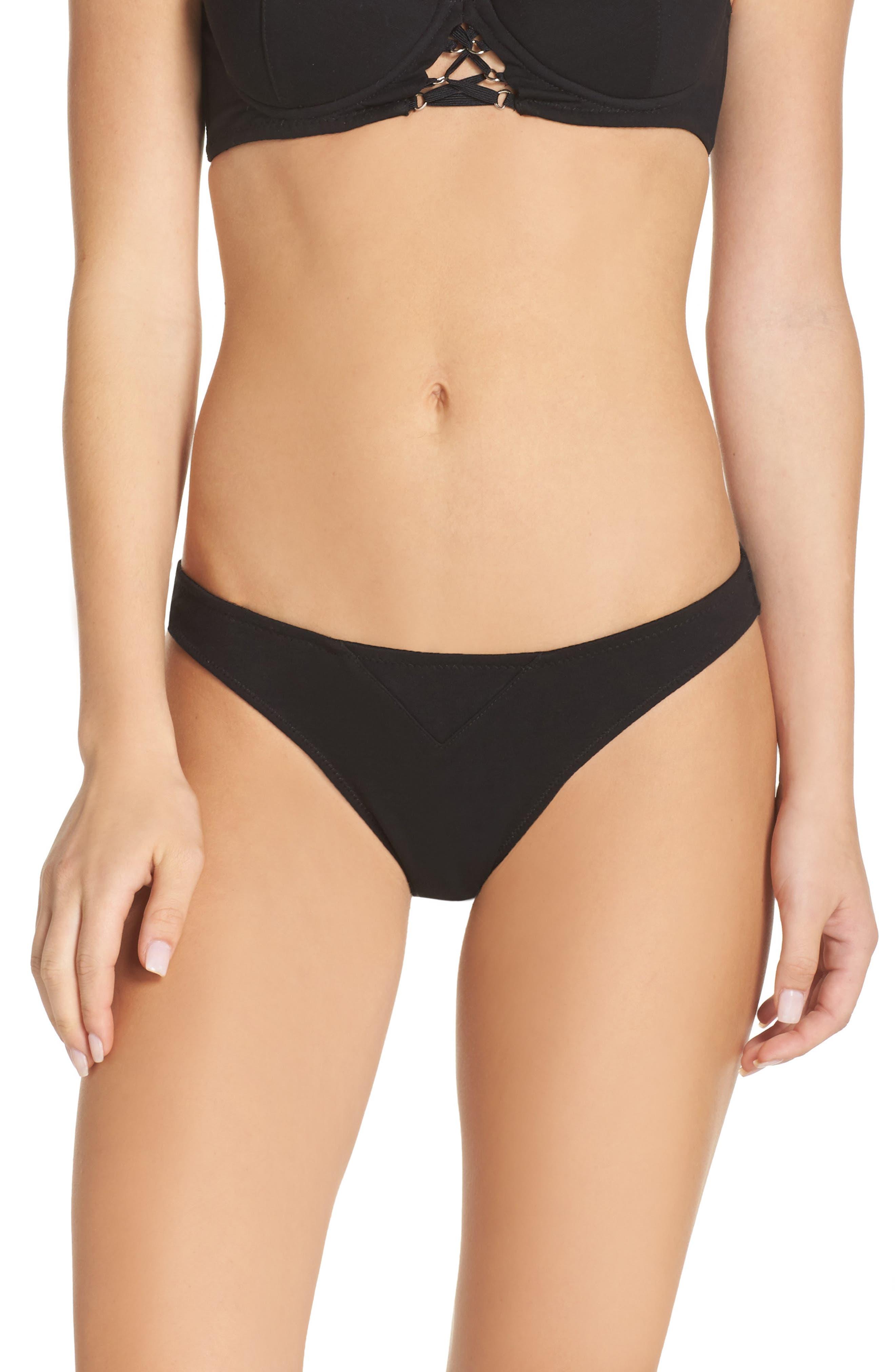 Lace-Up Back Bikini,                         Main,                         color,