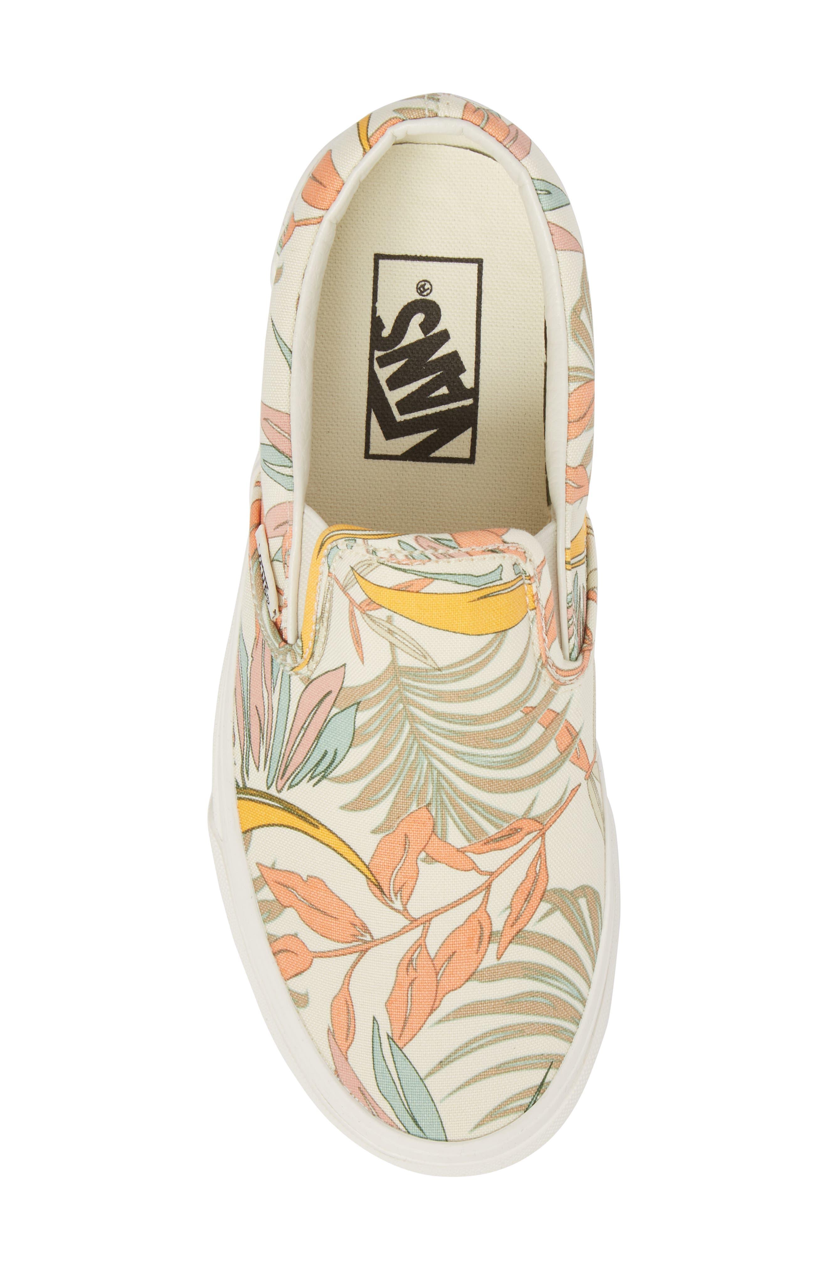 Classic Slip-On Sneaker,                             Alternate thumbnail 372, color,