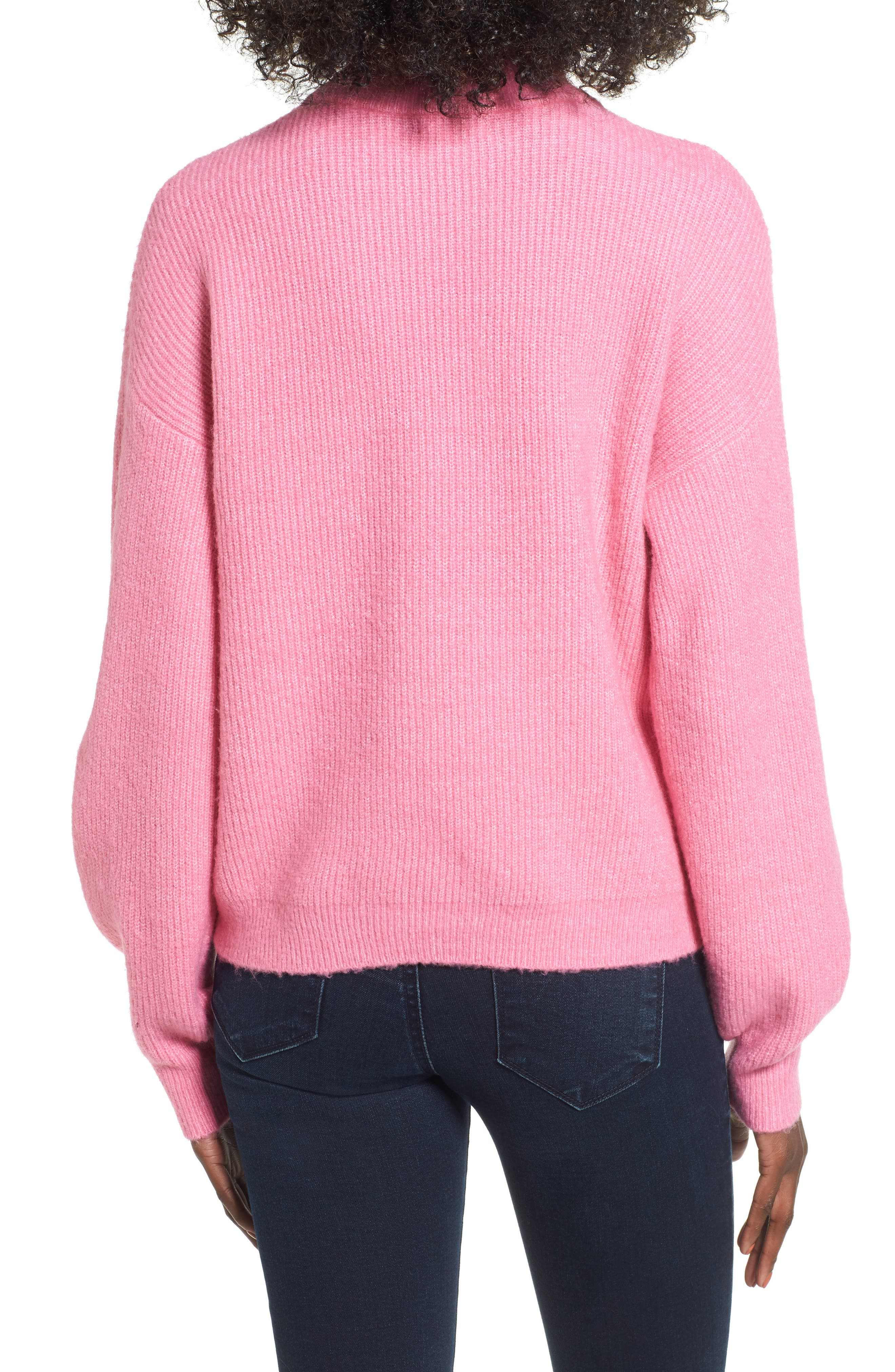 Cozy Ribbed Pullover,                             Alternate thumbnail 17, color,